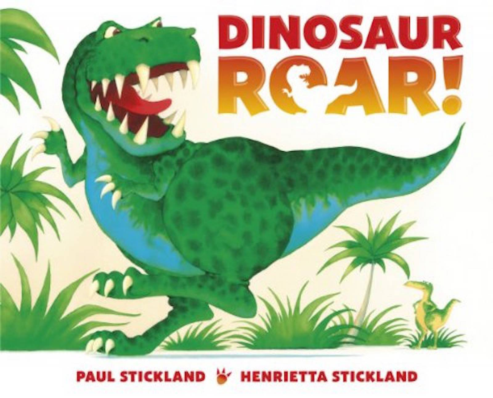 Dinosaur Roar! By Paul Stickland Paperback Book