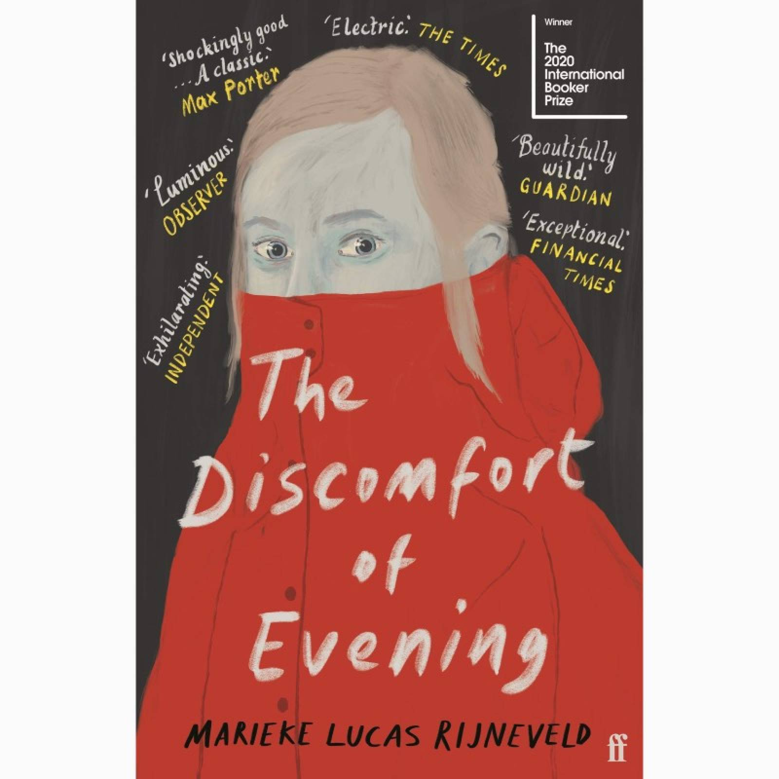 Discomfort Of Evening - Paperback Book