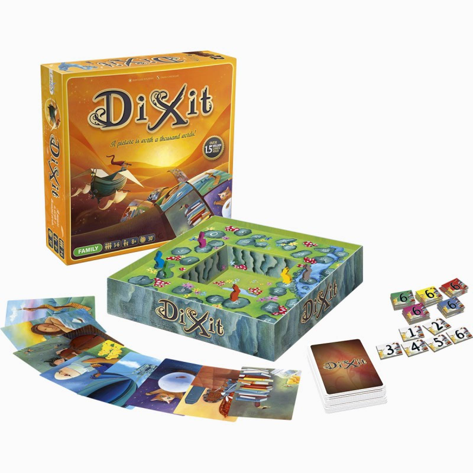 Dixit Board Game 8+ thumbnails