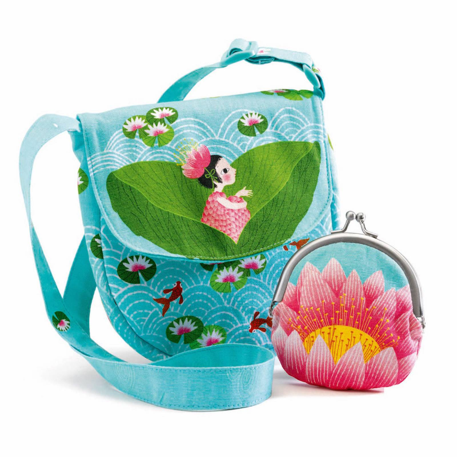 Miss Waterlilly Bag And Purse By Djeco