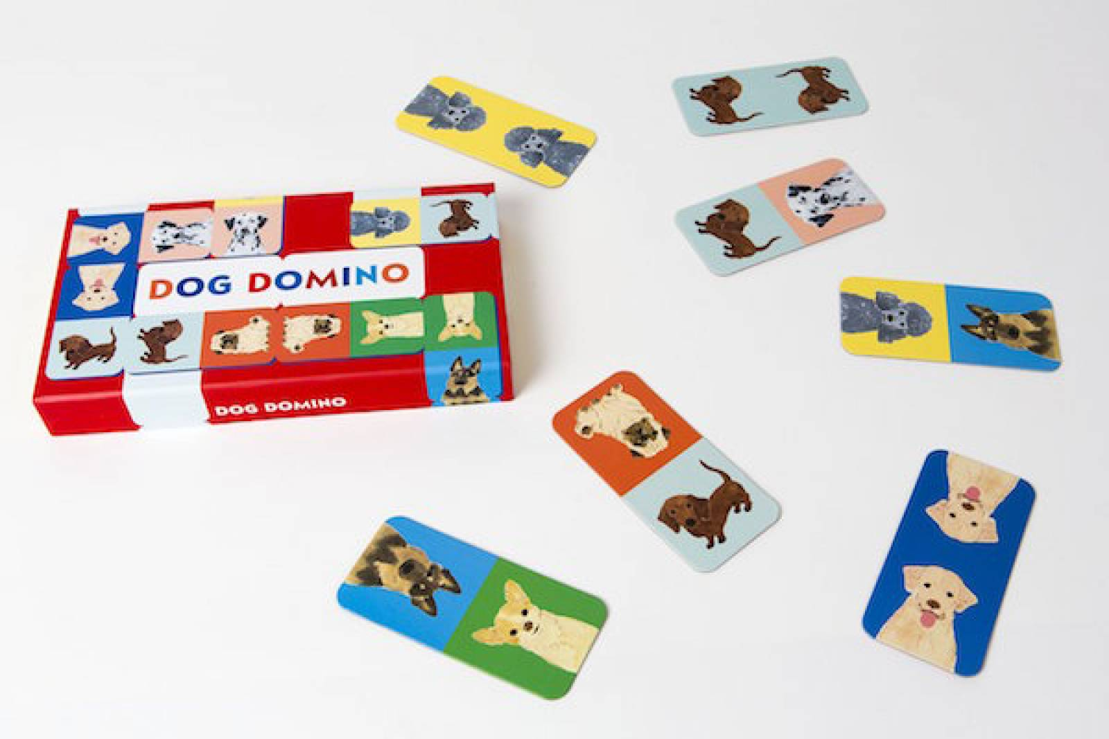 Dog Domino Game 3+ thumbnails