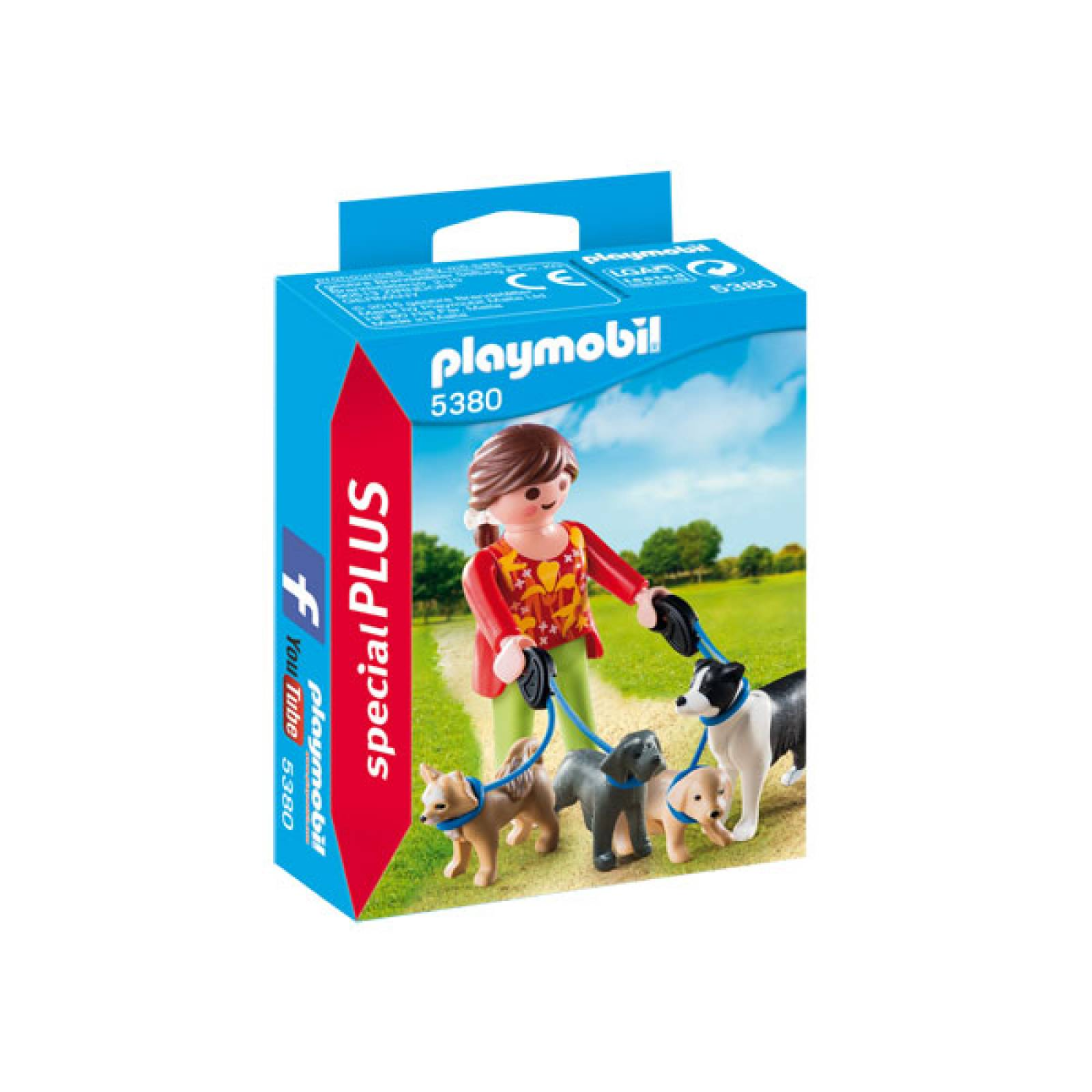 Dog Walker Special Plus Playmobil 5380 thumbnails