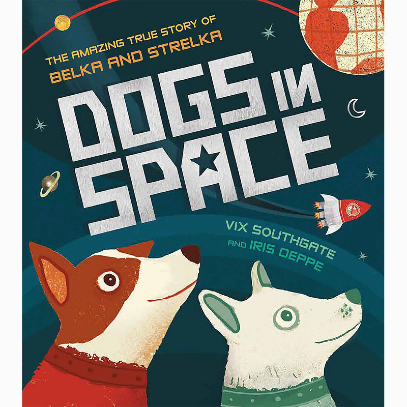 Dogs In Space - Hardback Book