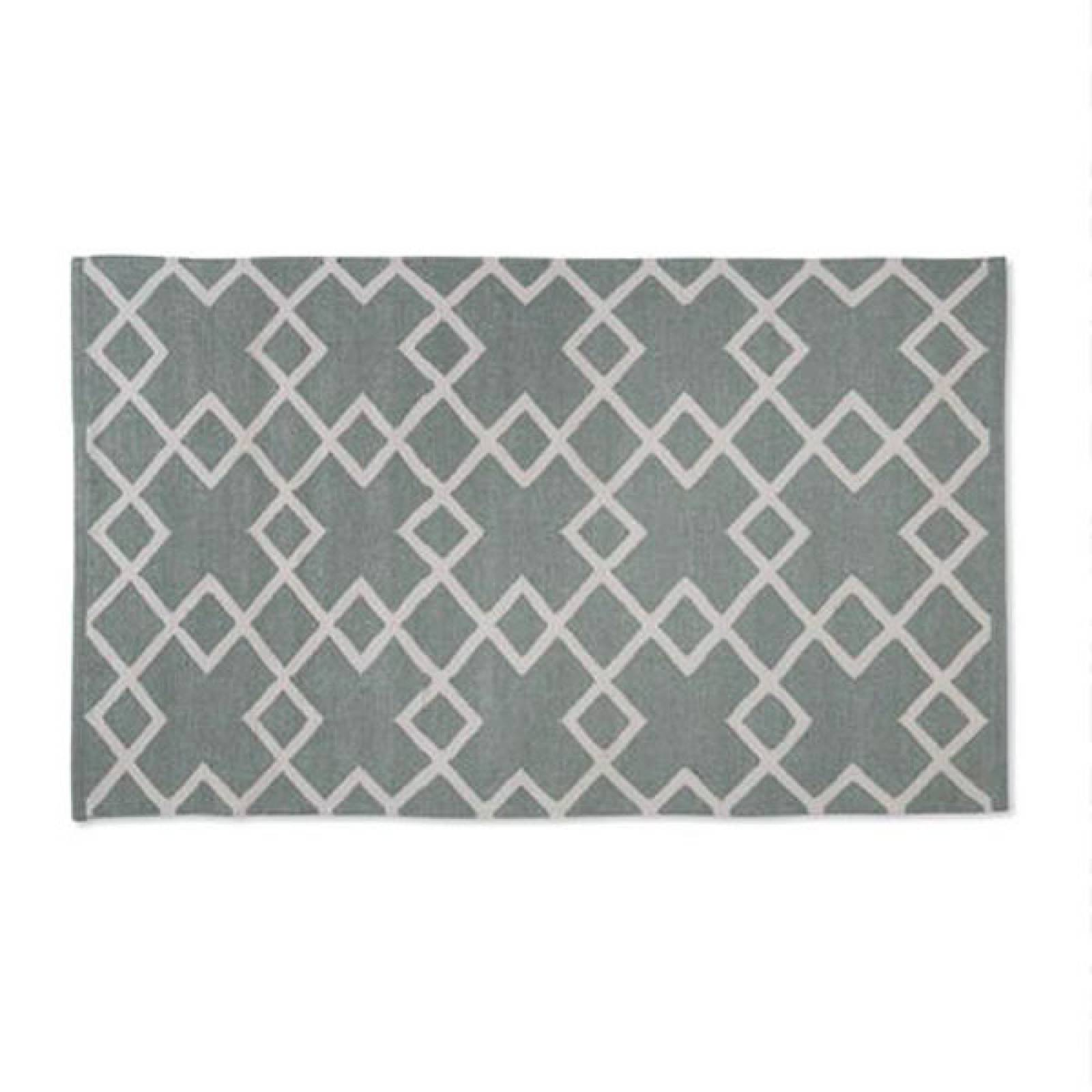 Dove Grey JUNO 180x120cm Recycled Bottle Rug thumbnails