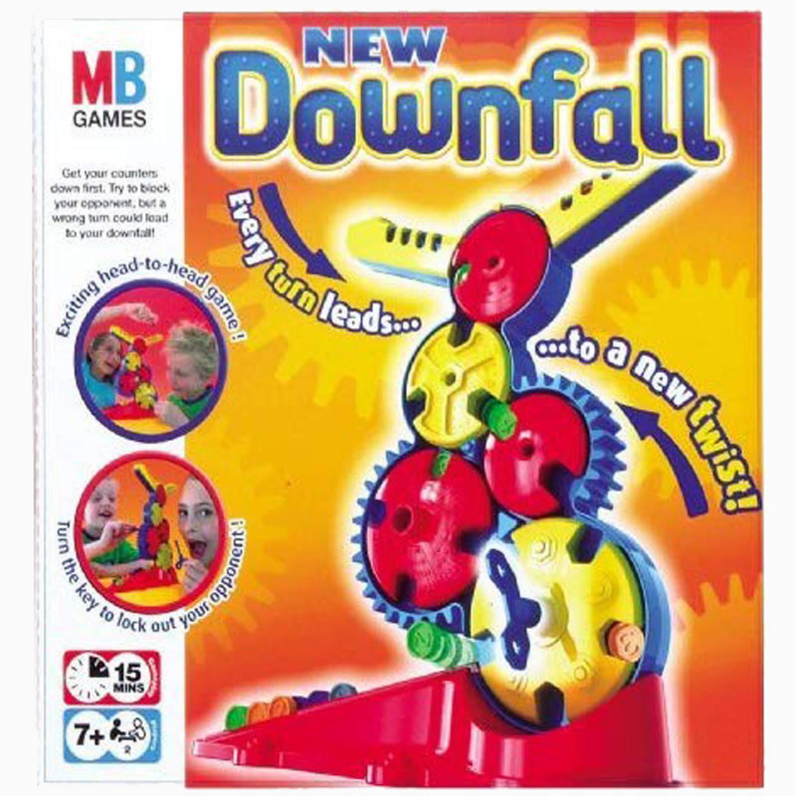 Downfall Game 7+