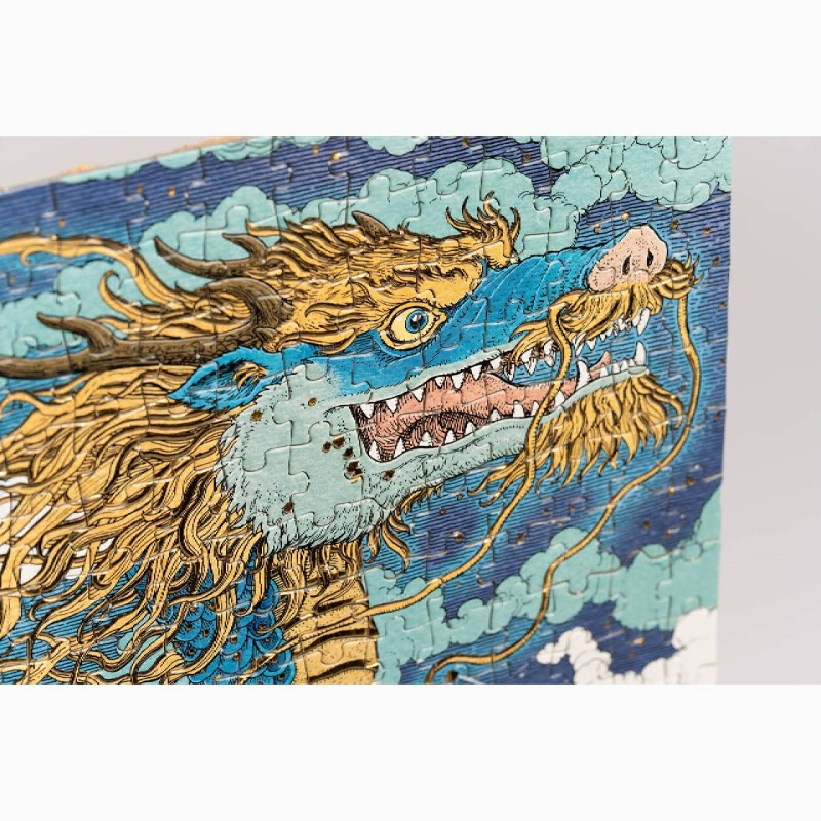 Dragons Of The Skies - 1000 Piece Jigsaw Puzzle thumbnails