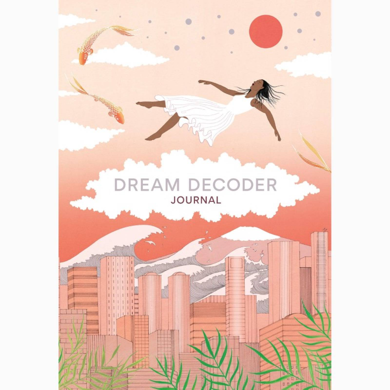 Dream Decoder Journal - Hardback Book