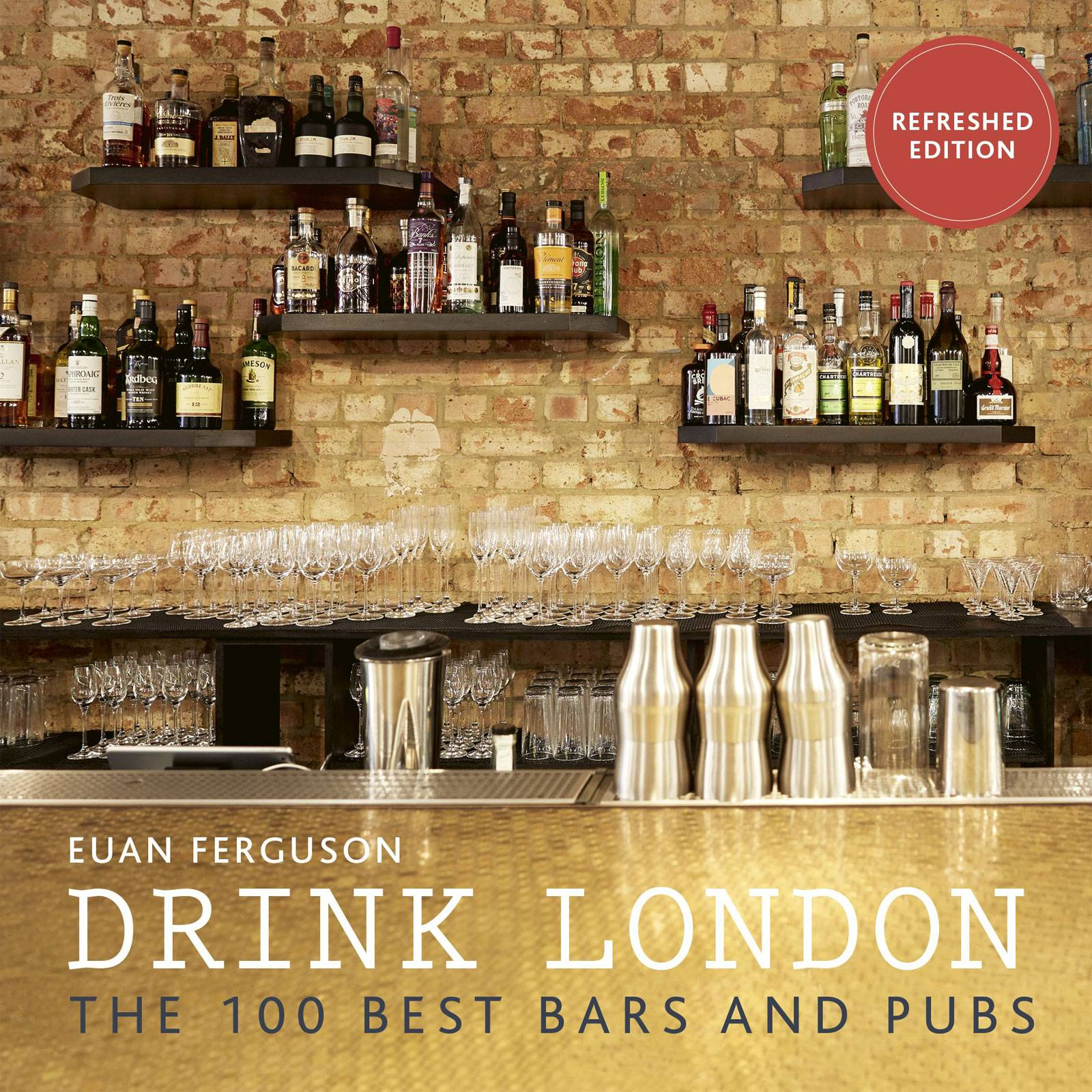 Drink London By Euan Ferguson Paperback Book