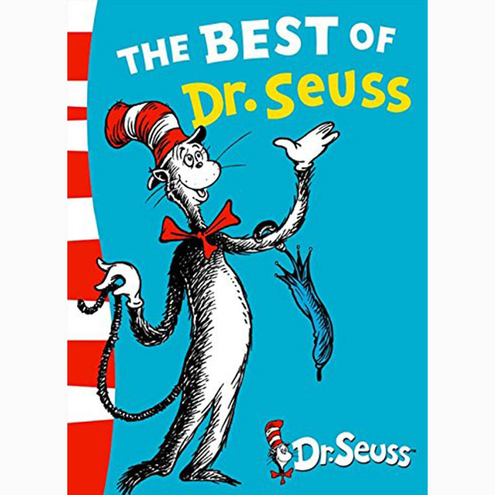 The Best Of Dr. Seuss - Paperback Book