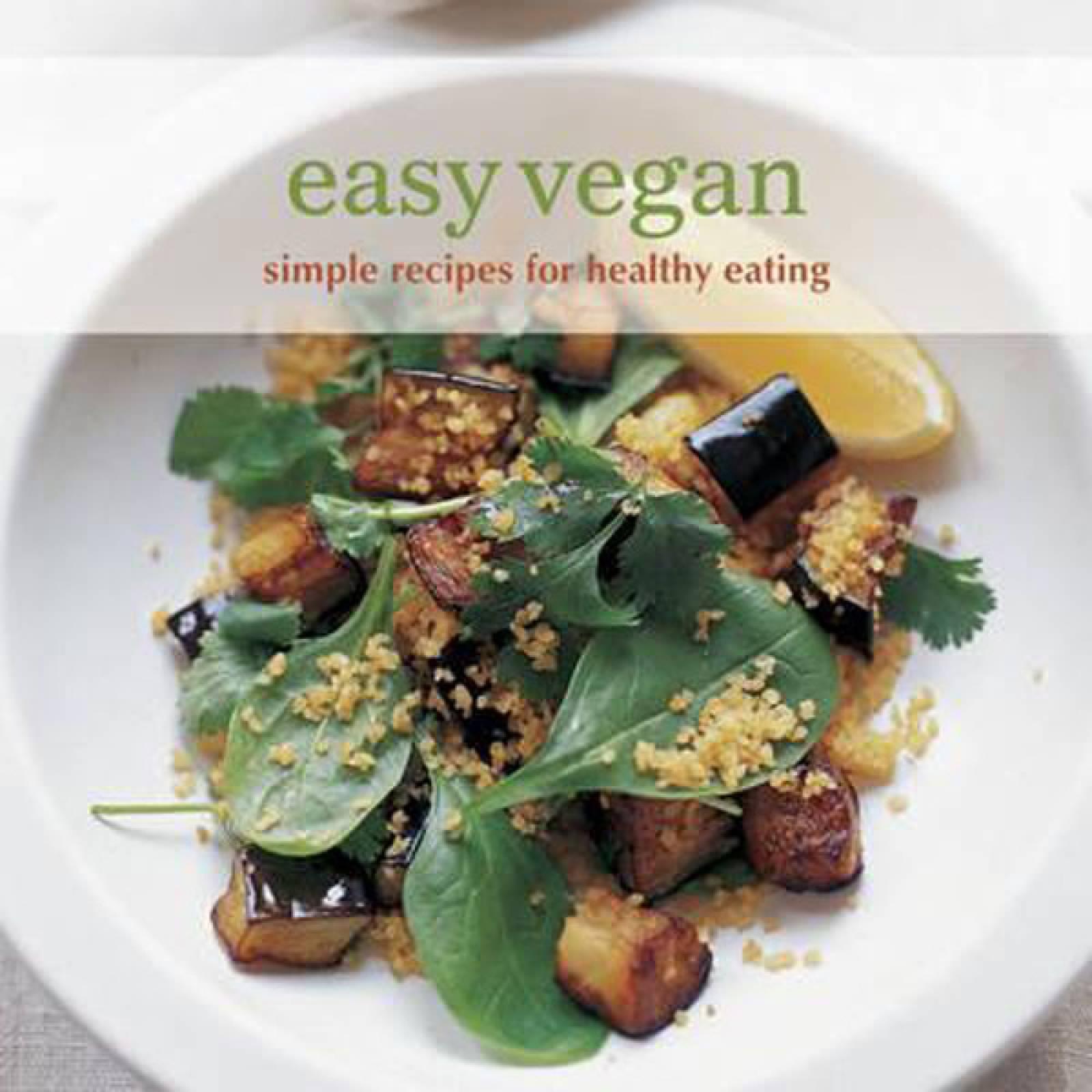 Easy Vegan Paperback Book