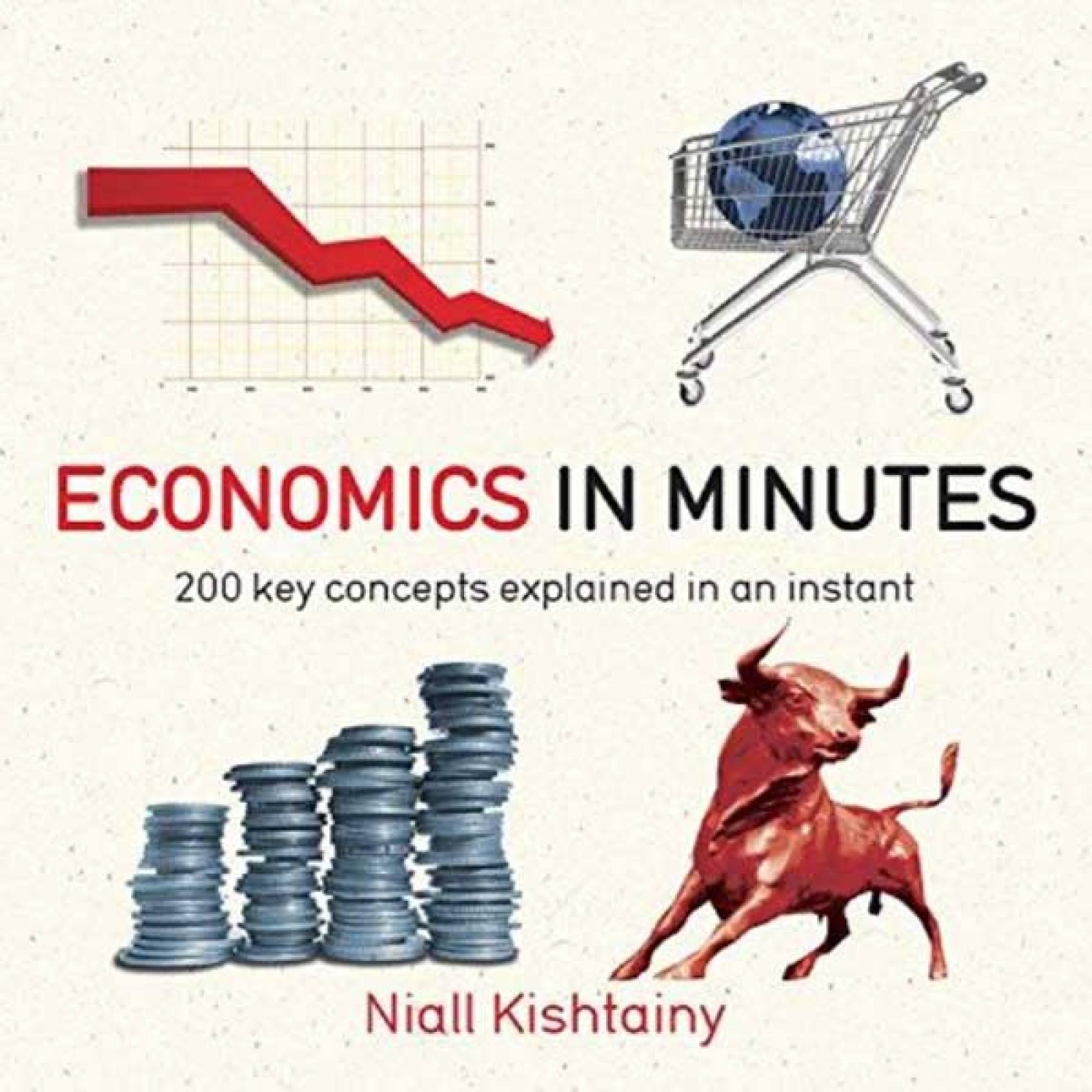 Economics In Minutes Book