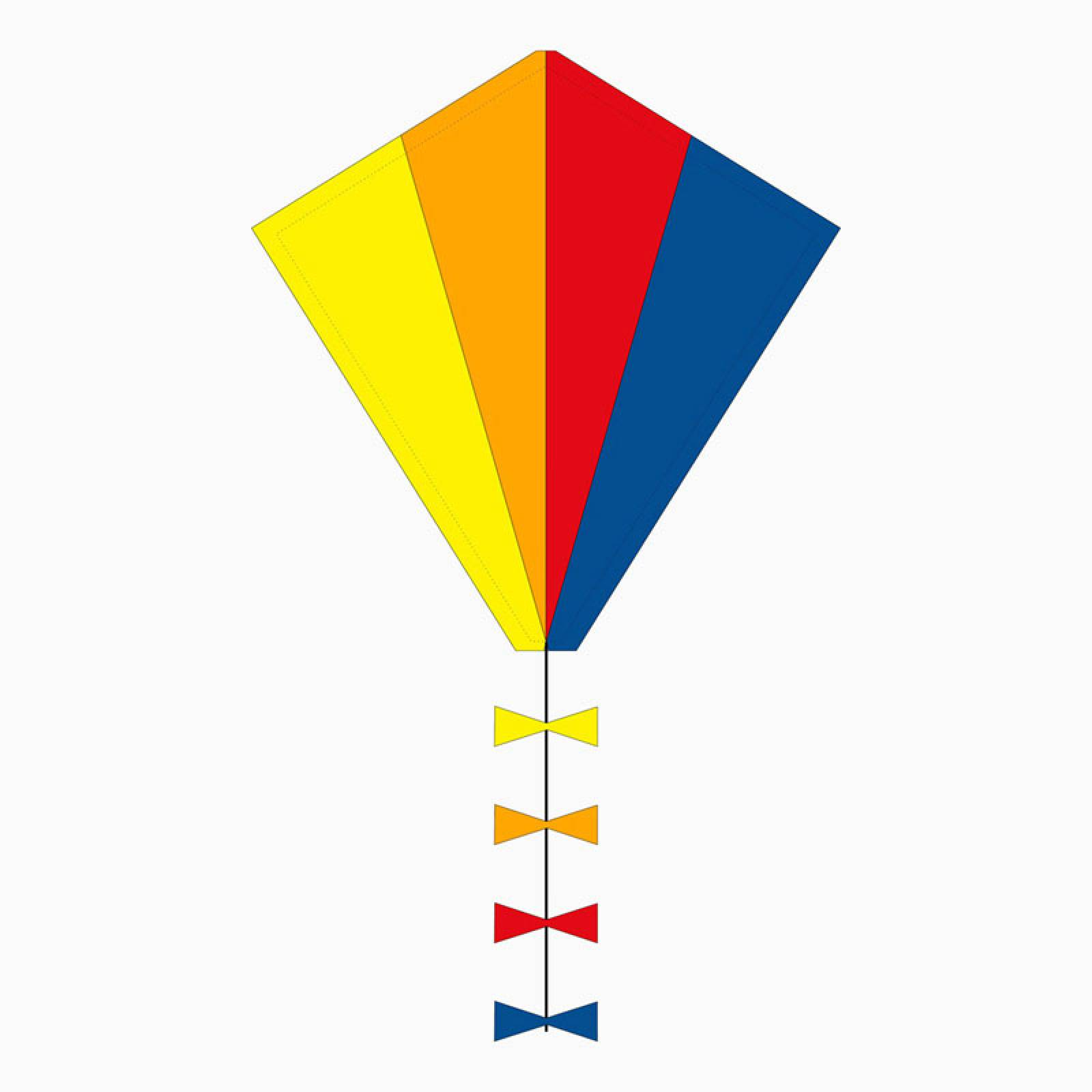 Eddy Spectrum Kite 50cm