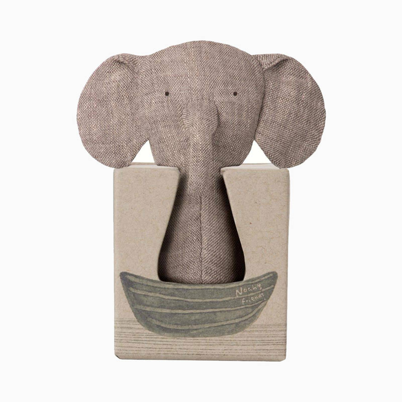 Elephant Small Soft Toy With Crinkly Ears thumbnails