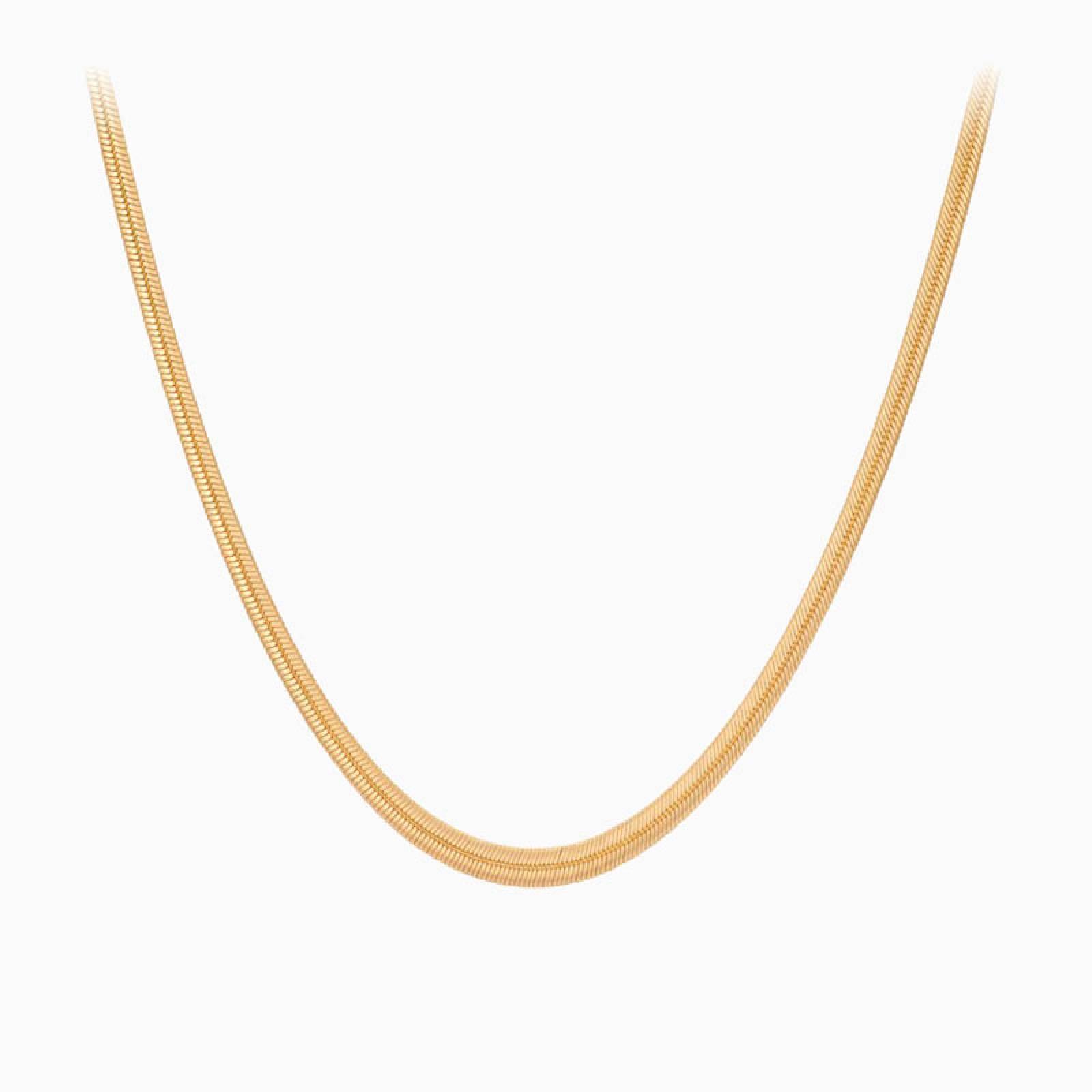 Gold Elinor Necklace By Pernille Corydon