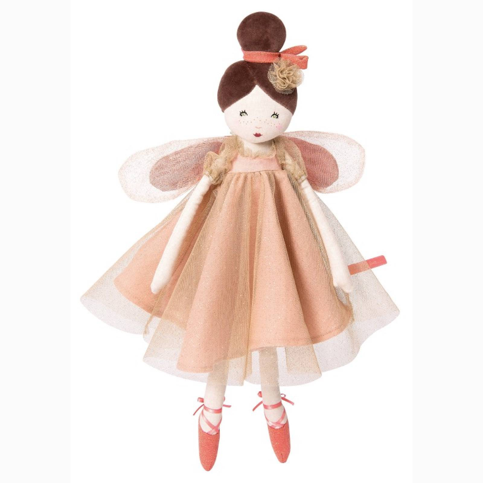 Enchanted Fairy Doll Soft Toy 6m+