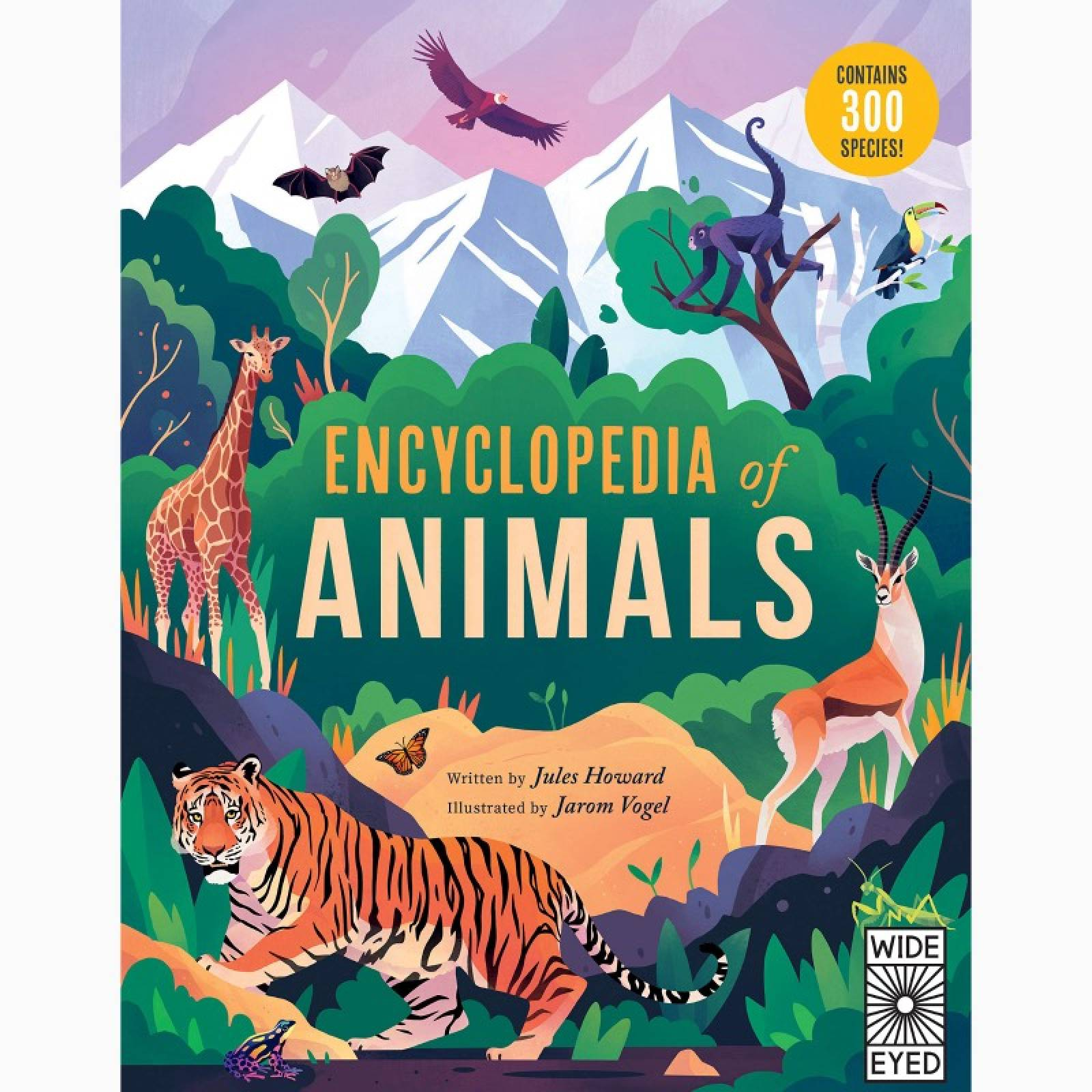 Encyclopedia of Animals - Hardback Book