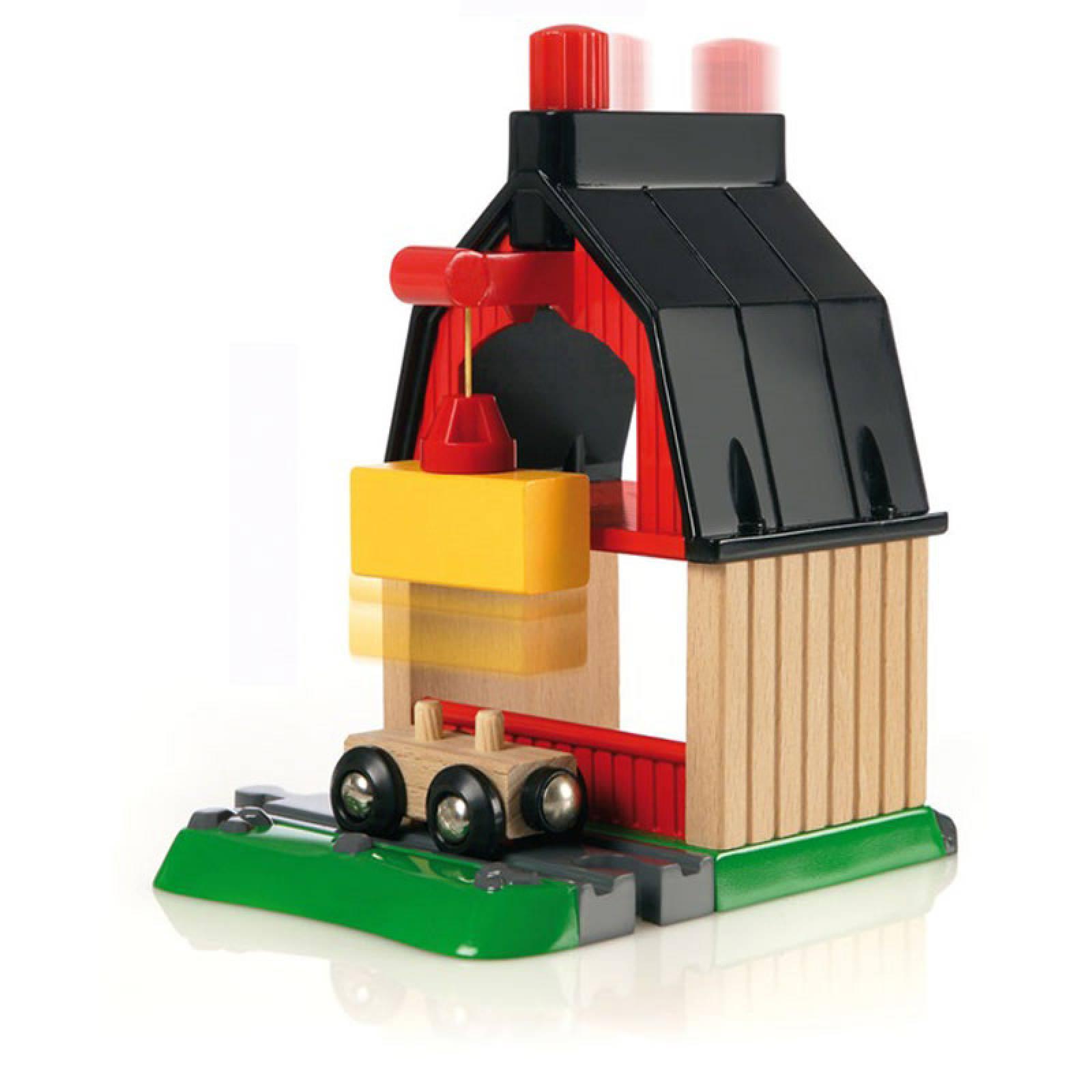 Farm Railway Set BRIO® Wooden Railway Age 3+ thumbnails