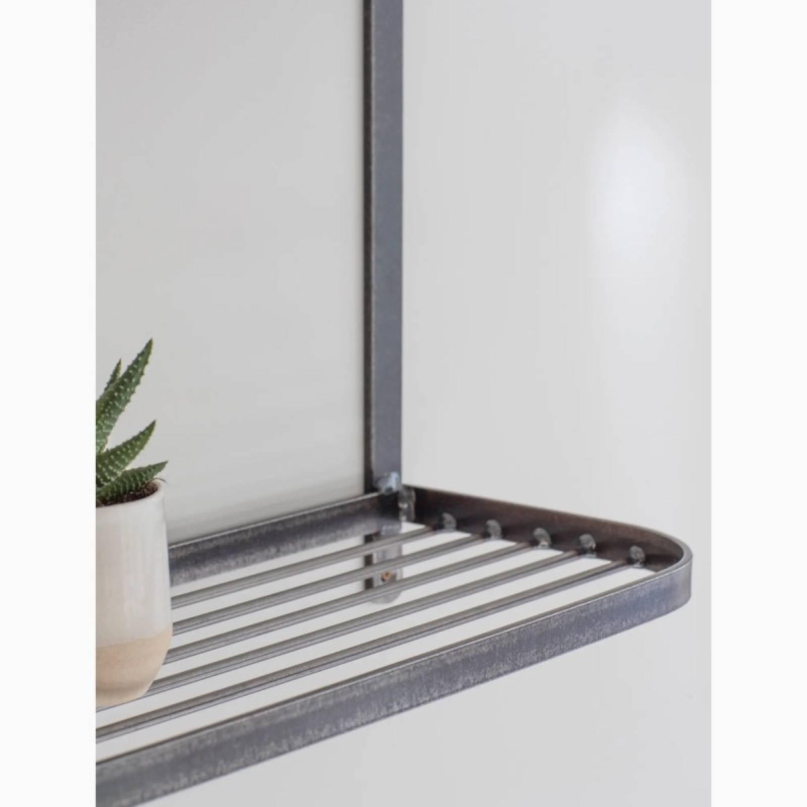 Farringdon Metal Double Wall Mounting Shelf thumbnails