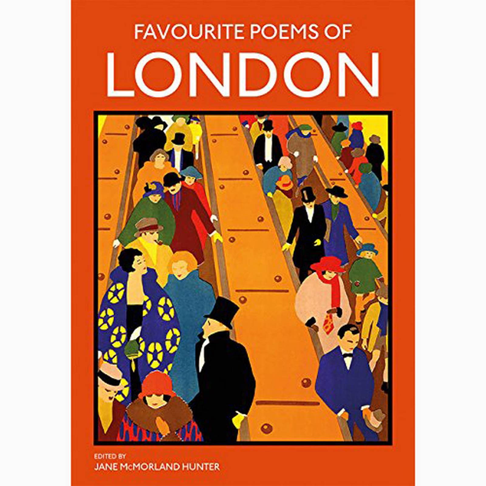 Favourite Poems Of London - Paperback Book thumbnails