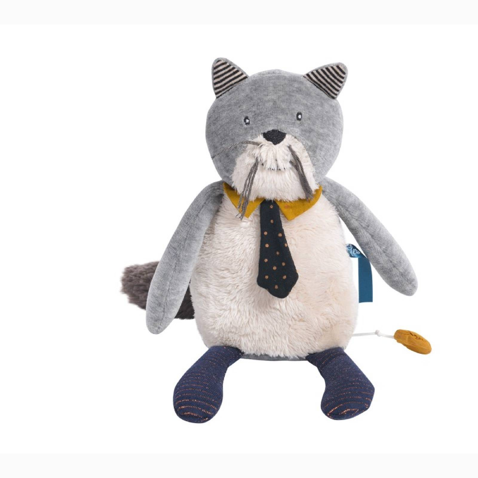 Fernand The Cat Musical Soft Toy thumbnails