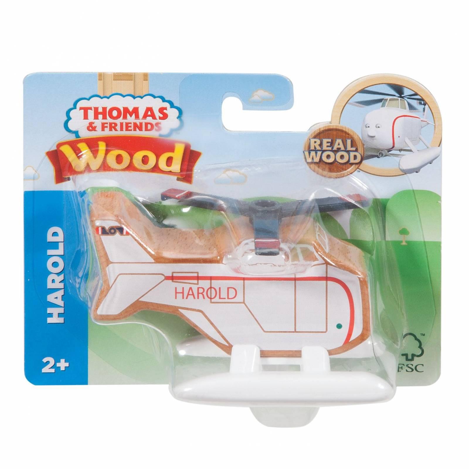 Harold - Thomas The Tank Engine Wooden Railway Train thumbnails