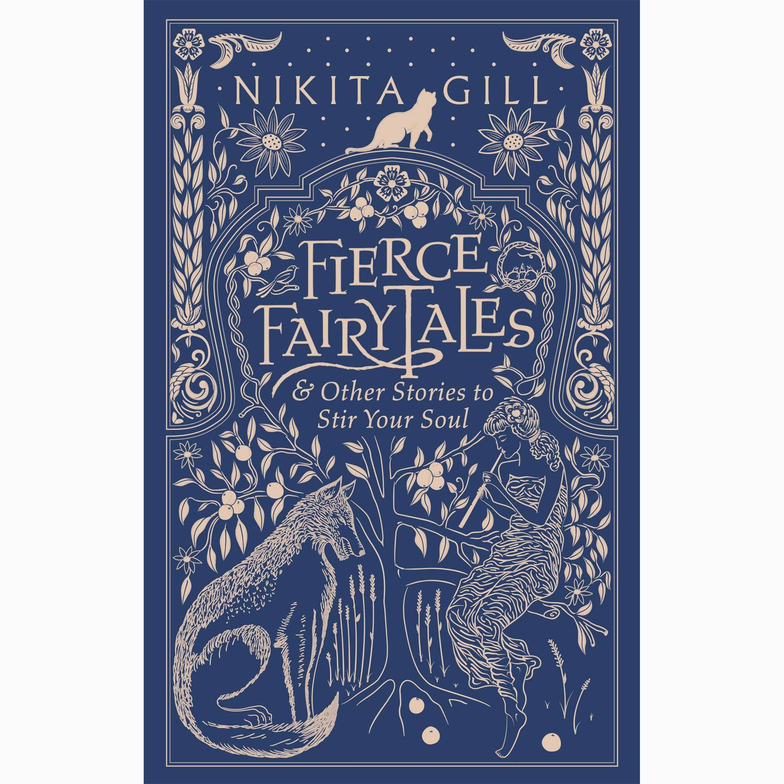 Fierce Fairytales - Hardback Book