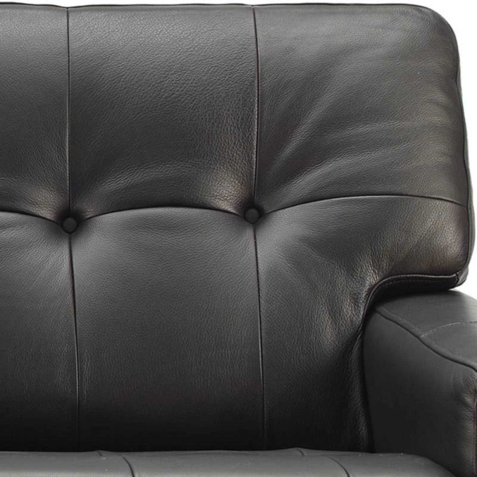 G Plan Vintage The Fifty Nine Left Hand Corner Leather Sofa thumbnails