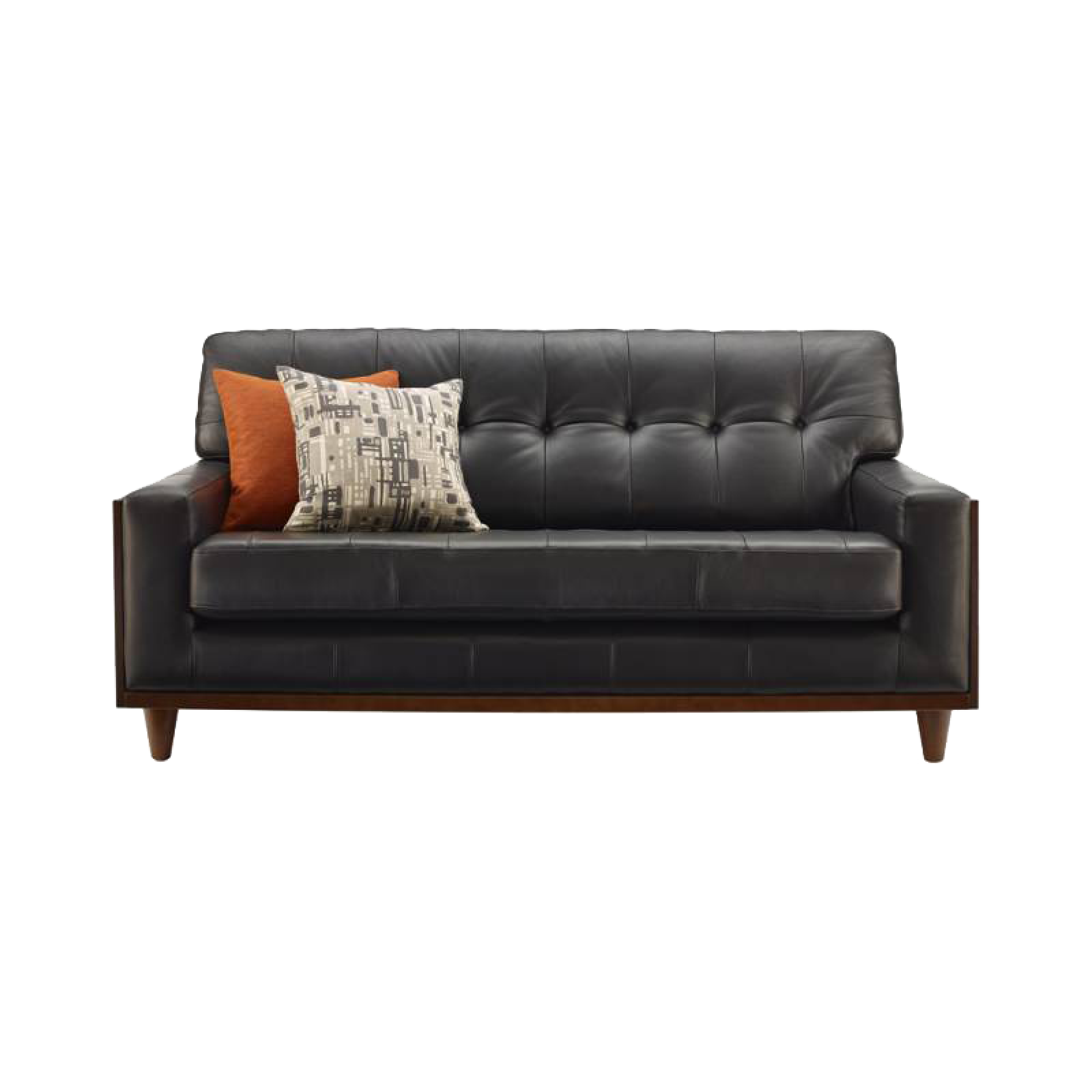 G Plan Vintage The Fifty Nine Small Leather Sofa