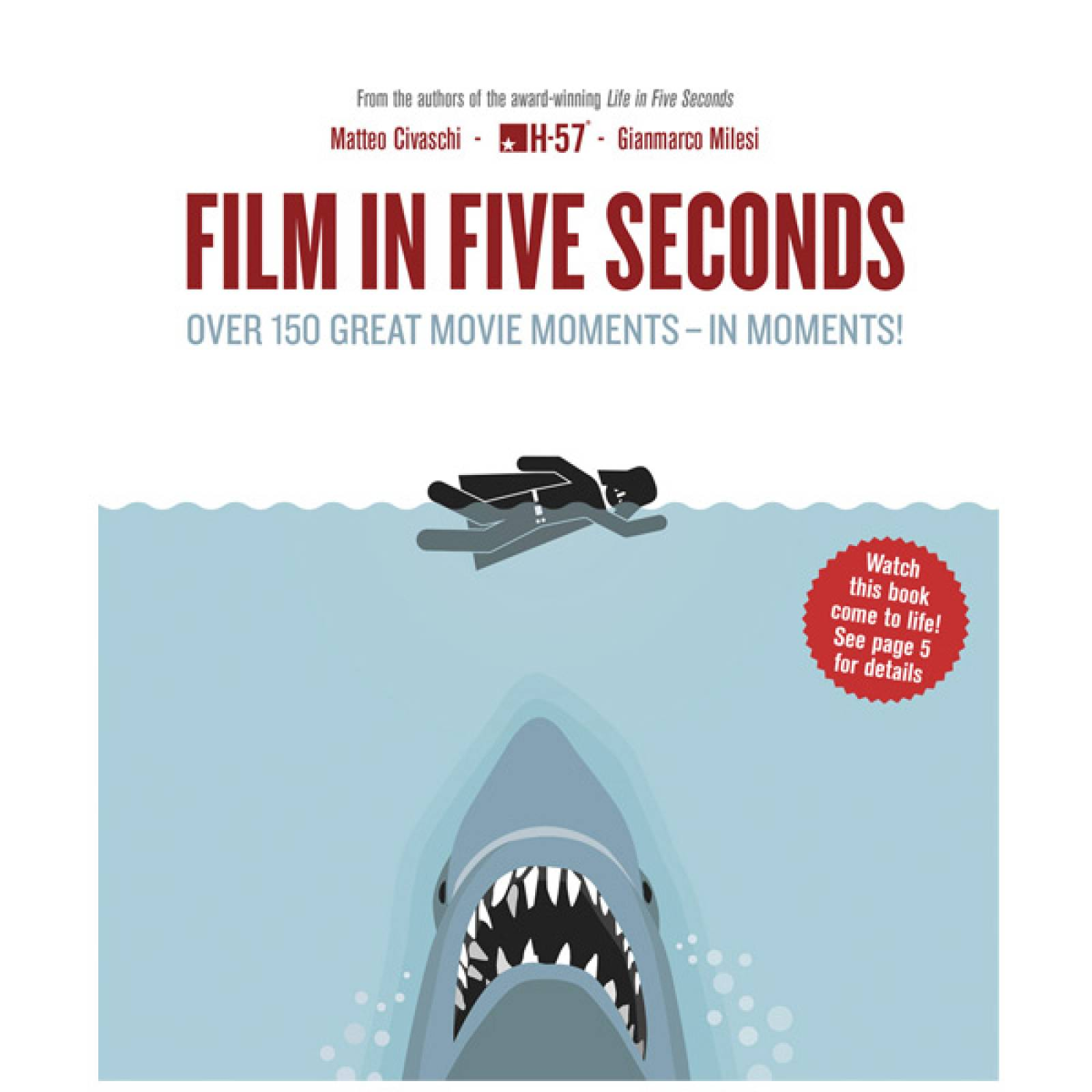 Film In Five Seconds Book thumbnails