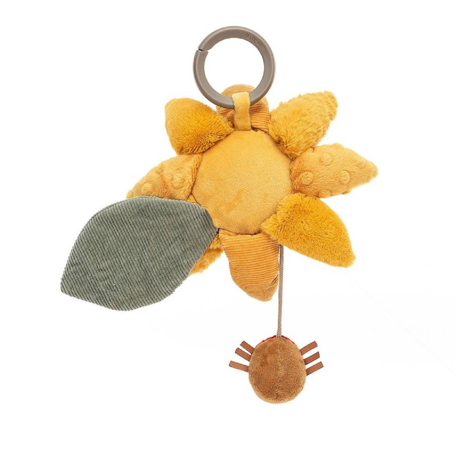 Fleury Sunflower Activity Toy By Jellycat thumbnails