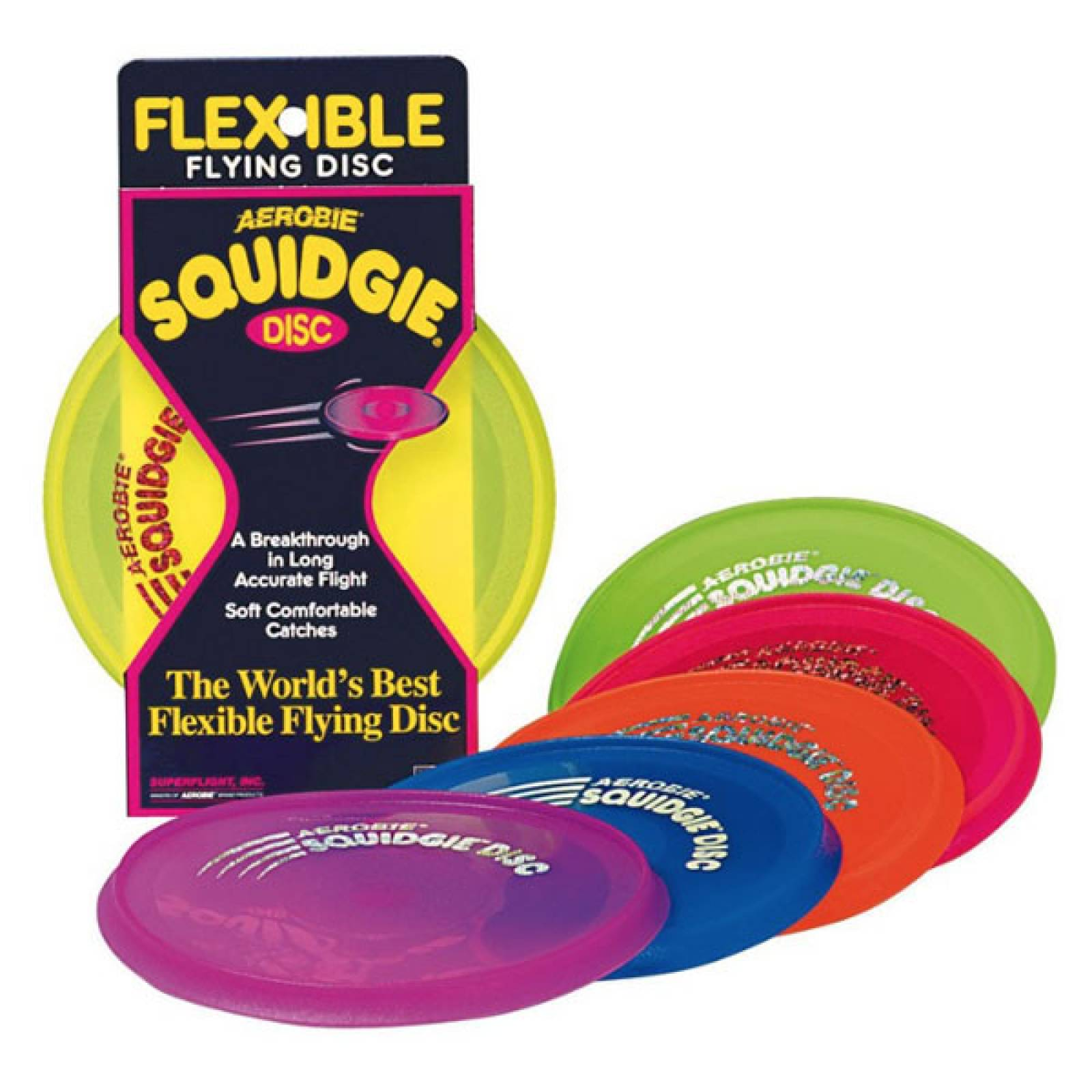 Aerobie Squidgie Disc