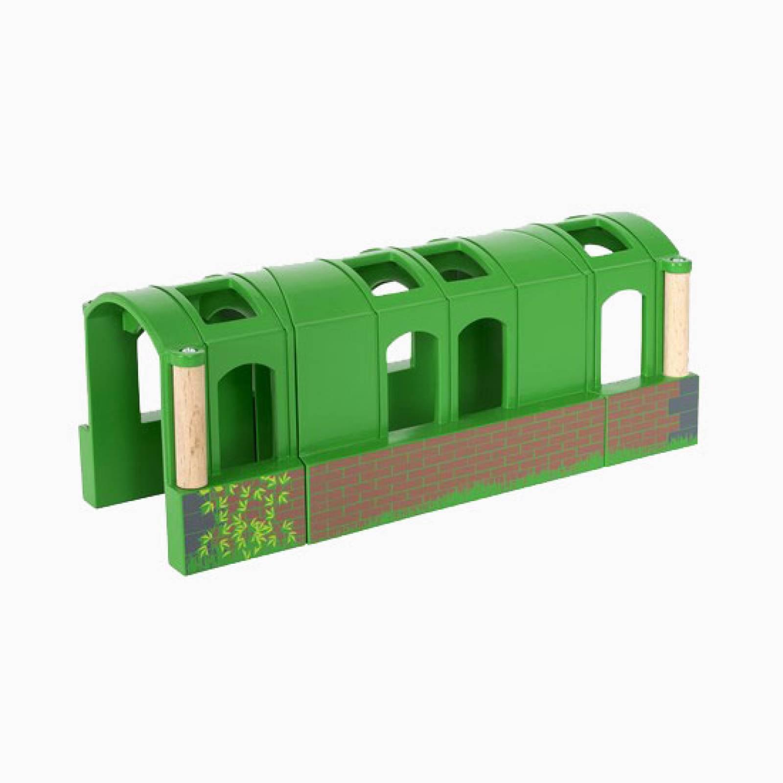Flexible Tunnel BRIO Wooden Railway Age 3+