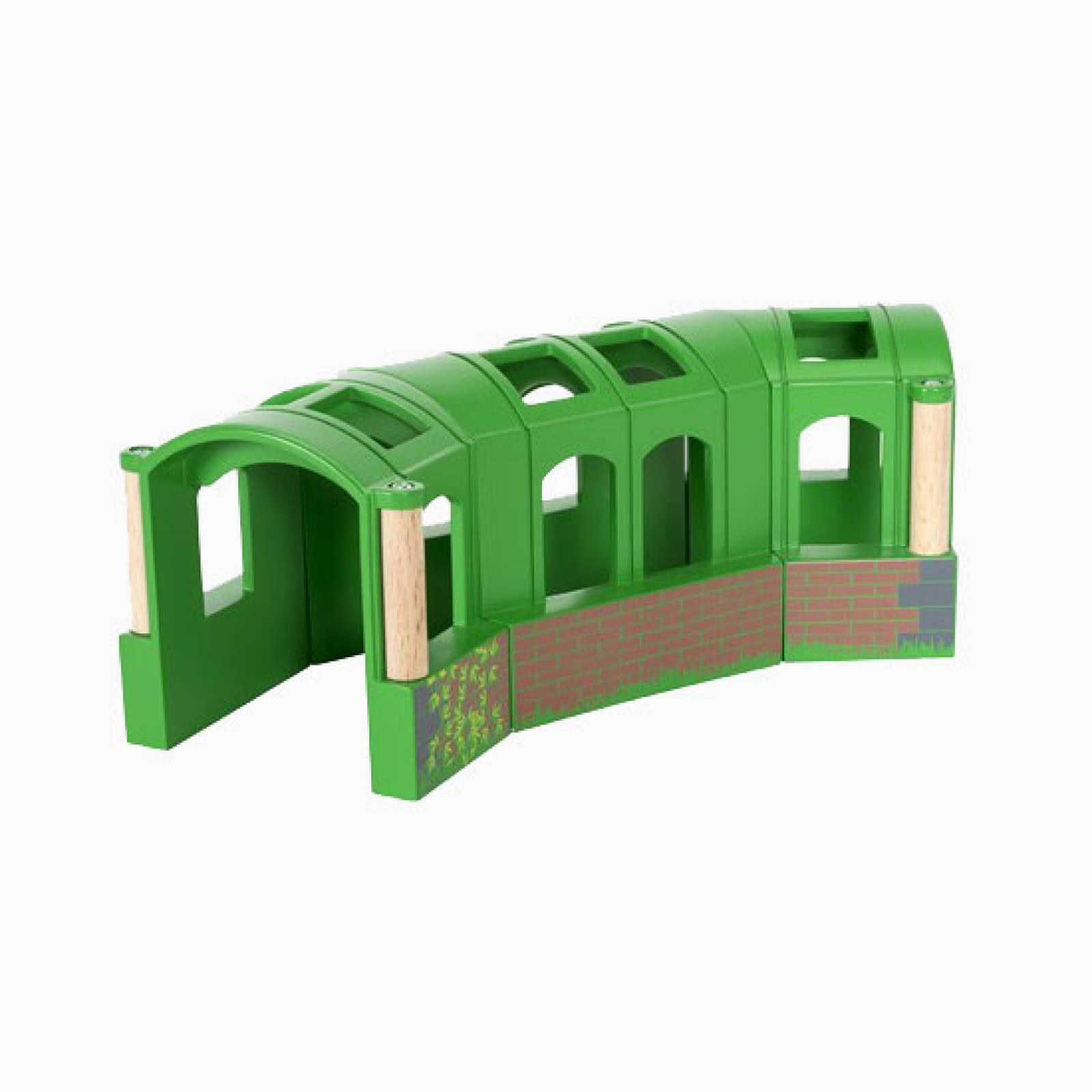 Flexible Tunnel BRIO Wooden Railway Age 3+ thumbnails