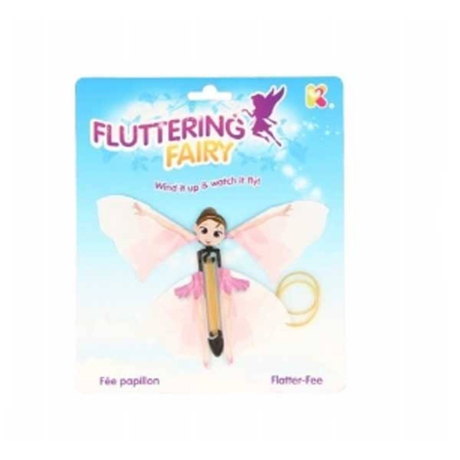 Fluttering Fairy Flying Fairy