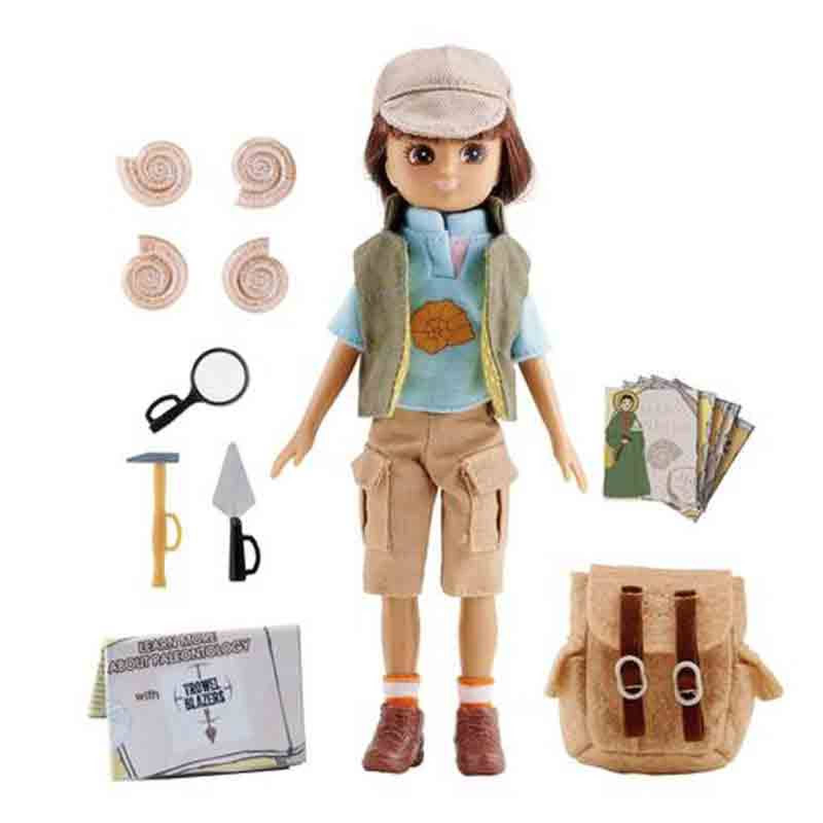 Fossil Hunter Lottie Doll 3yr+ thumbnails