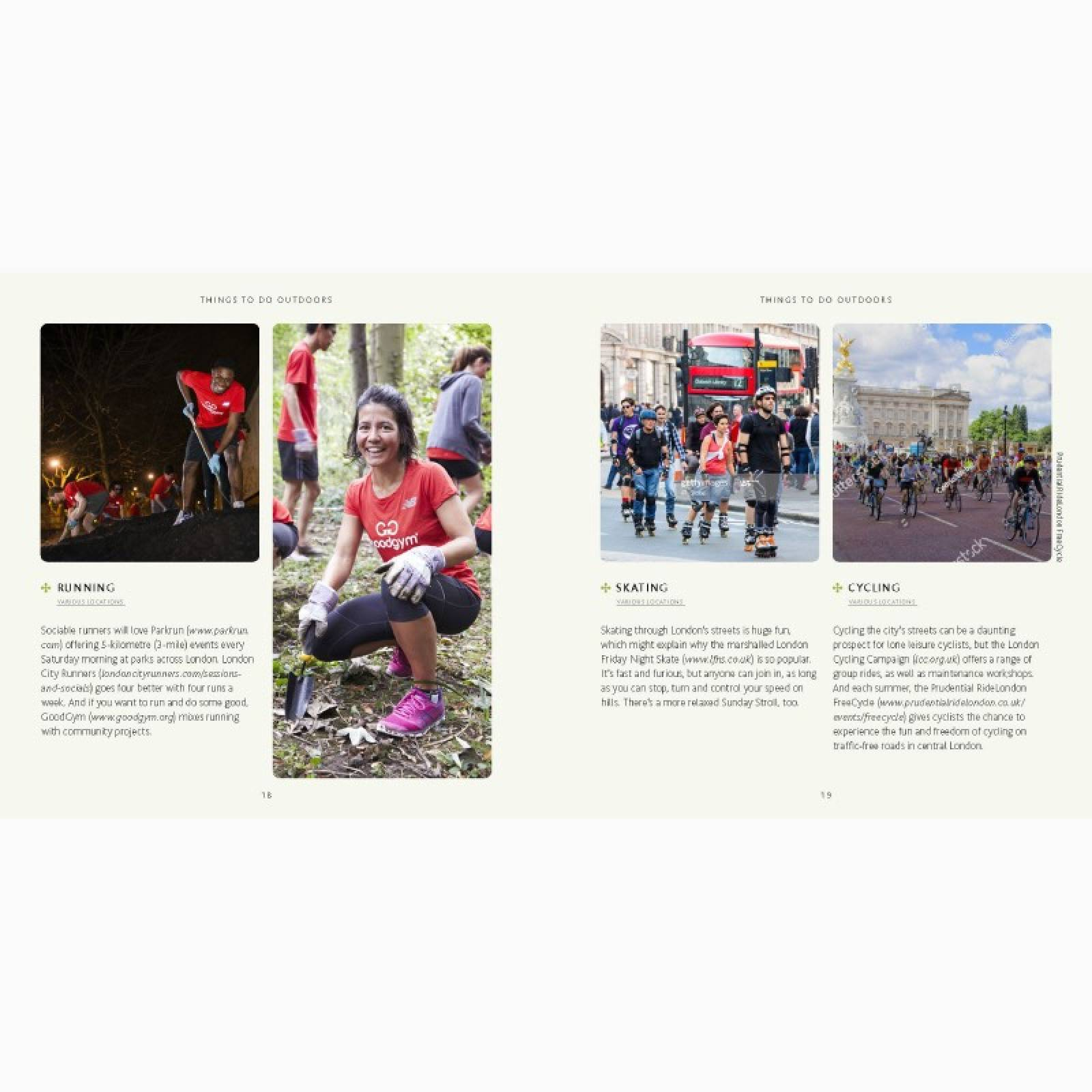 Free London - Paperback Book thumbnails