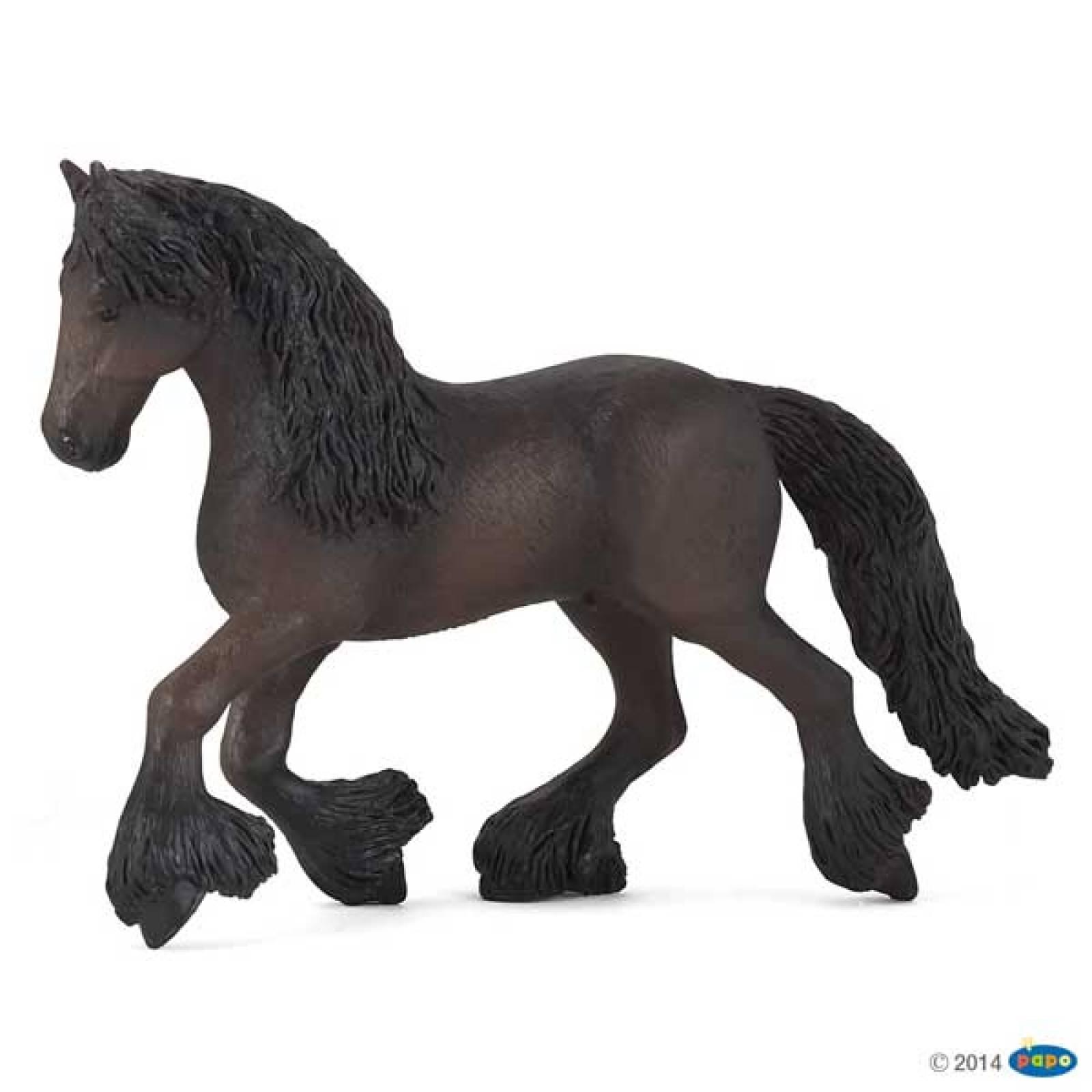 Frisian Horse PAPO ANIMAL