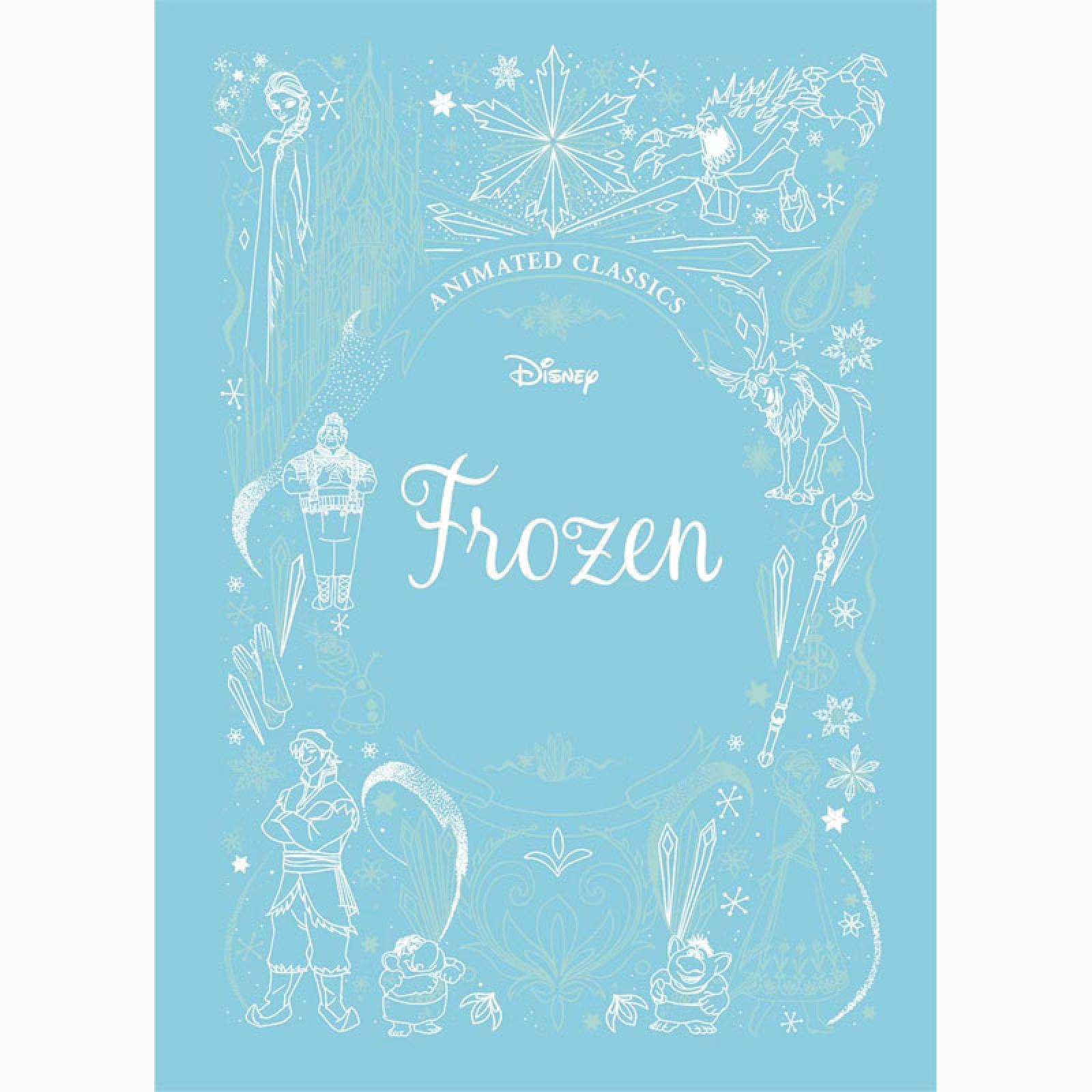 Frozen (Disney Animated Classics) - Hardback Book