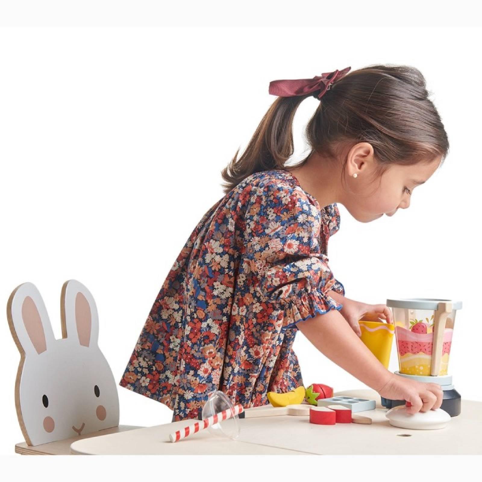Fruity Blender Wooden Play Food Toy Set 3+ thumbnails