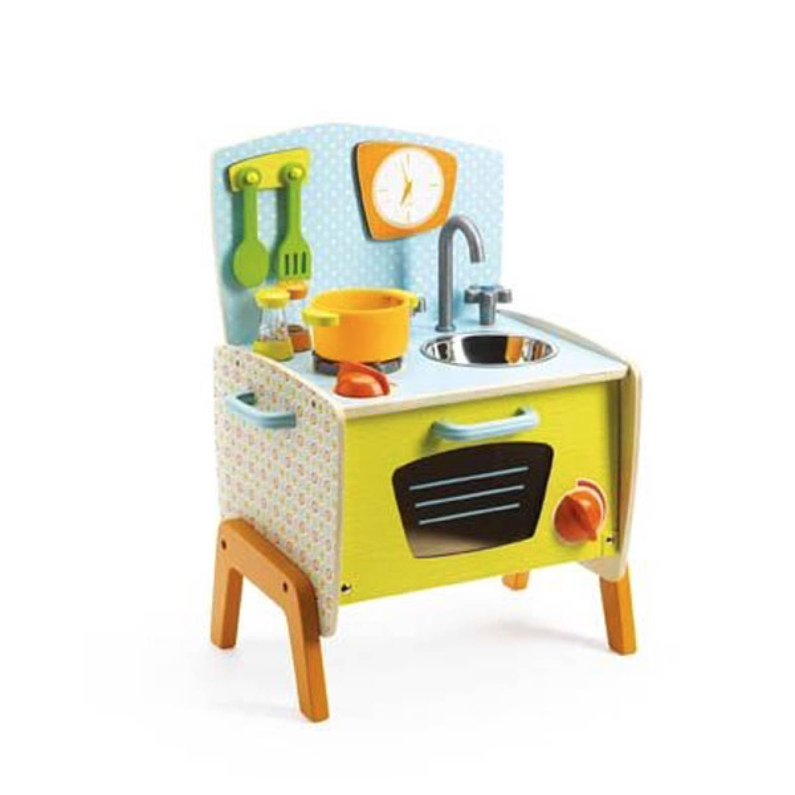 Gaby's Cooker Toy Cooker By Djeco 4+ thumbnails