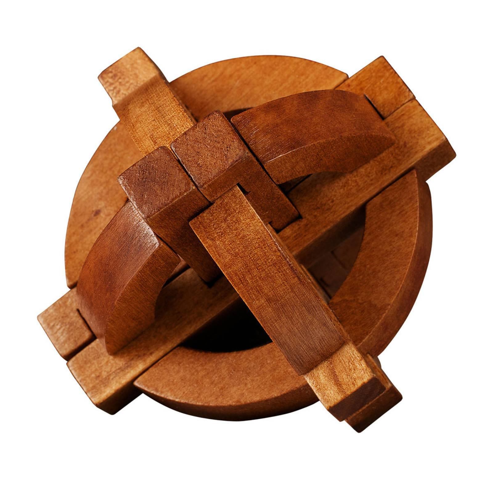 Great Minds Set of 3 Wooden Puzzles - (Halley, Galileo & Kepler) thumbnails