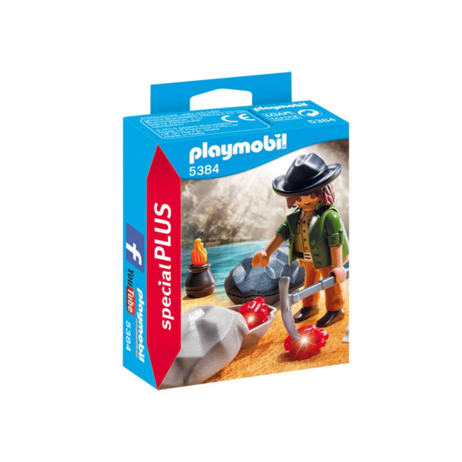 Z Gem Hunter Special Plus Playmobil 5384 thumbnails