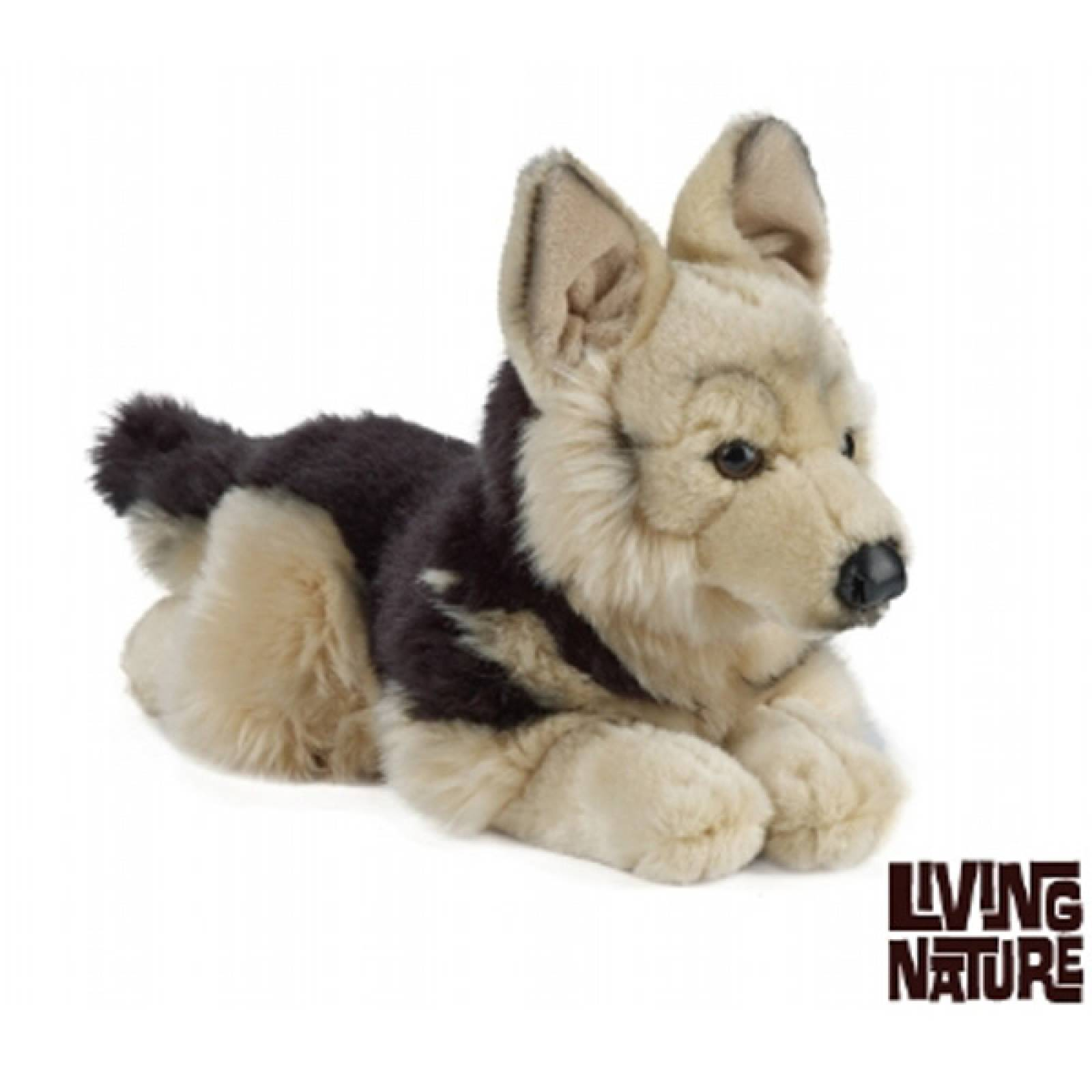 German Shepherd Soft Toy Dog. 0+yrs thumbnails