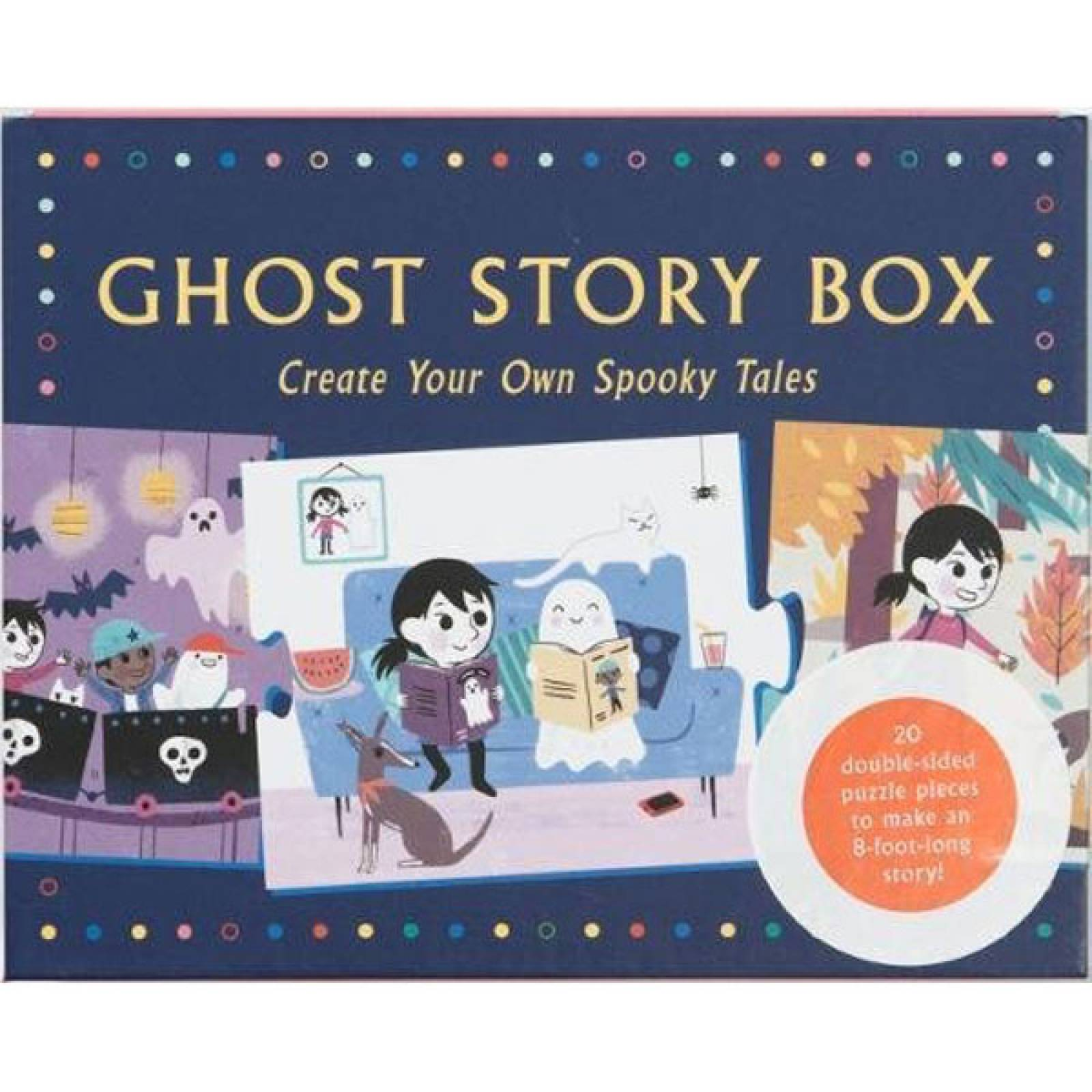 Ghost Story Box - Create Your Own Spooky Tales