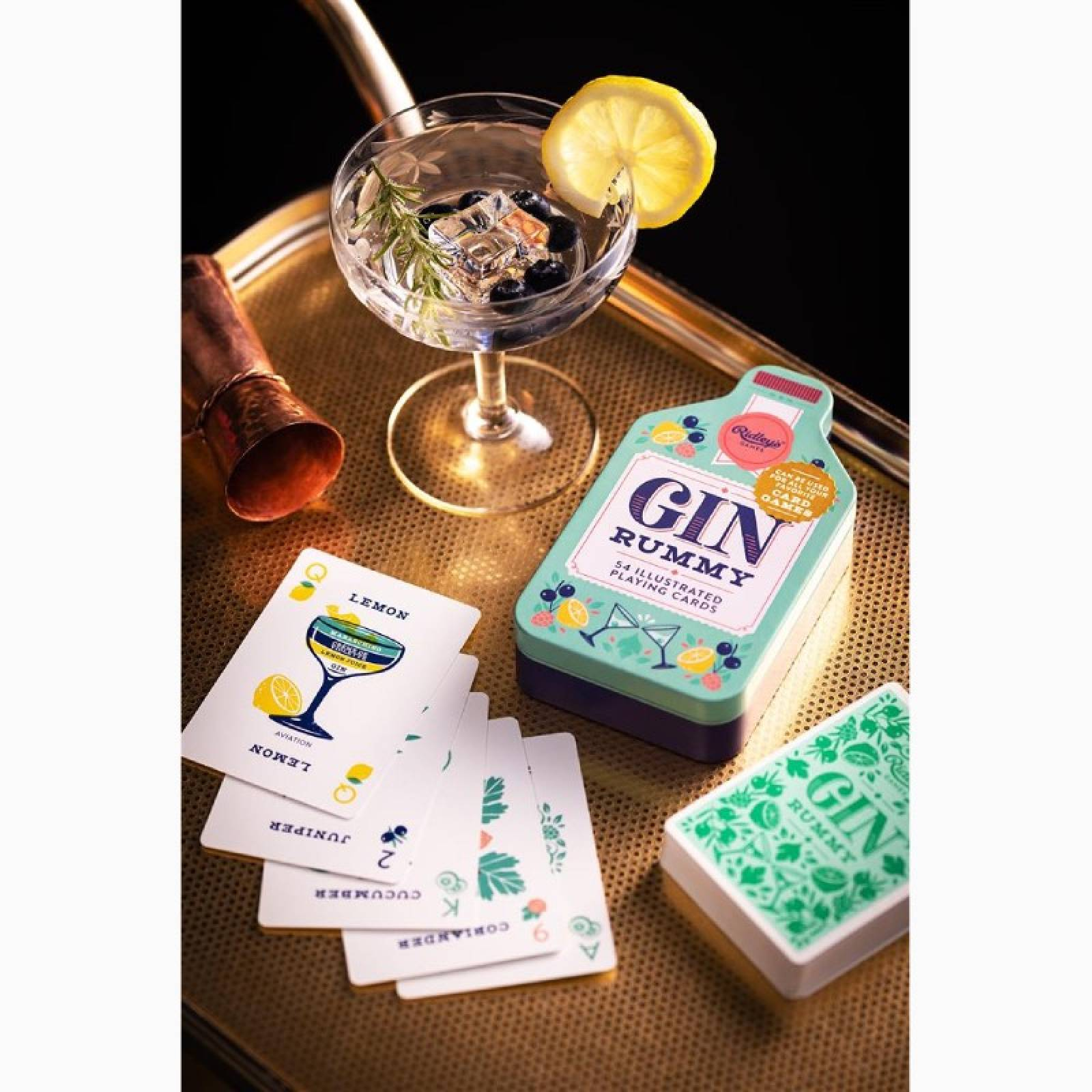 Gin Rummy Playing Cards thumbnails