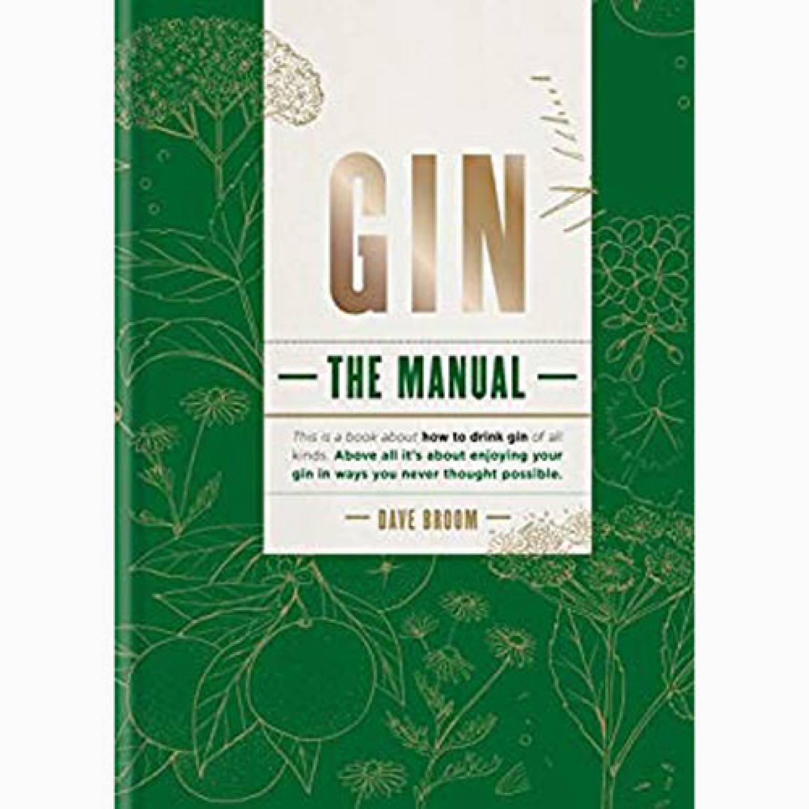 Gin: The Manual - Hardback Book