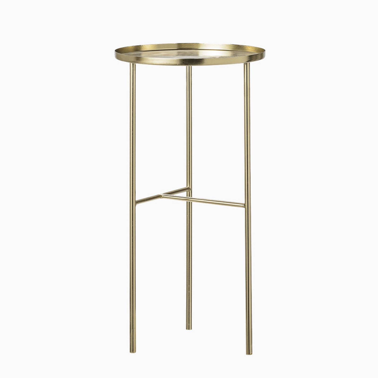Brass Metal Side Table / Planterstand thumbnails