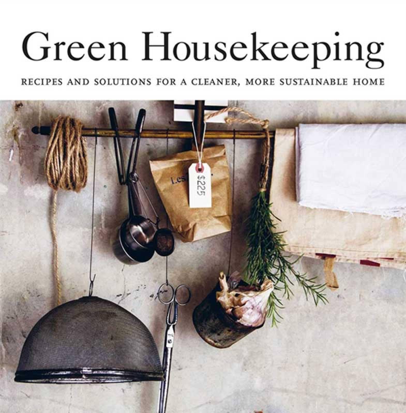 Green House Keeping Hardback Book