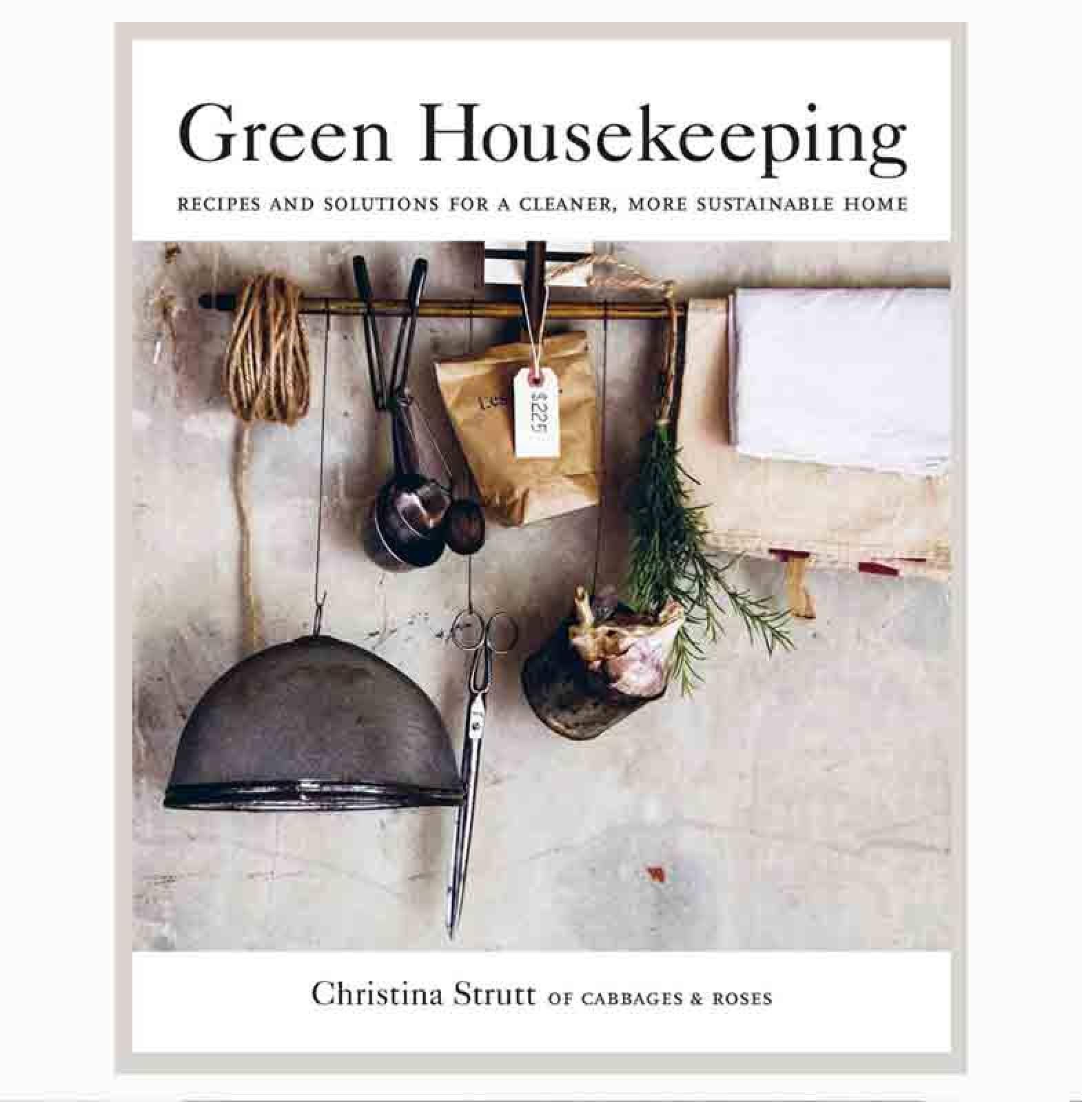Green House Keeping Hardback Book thumbnails