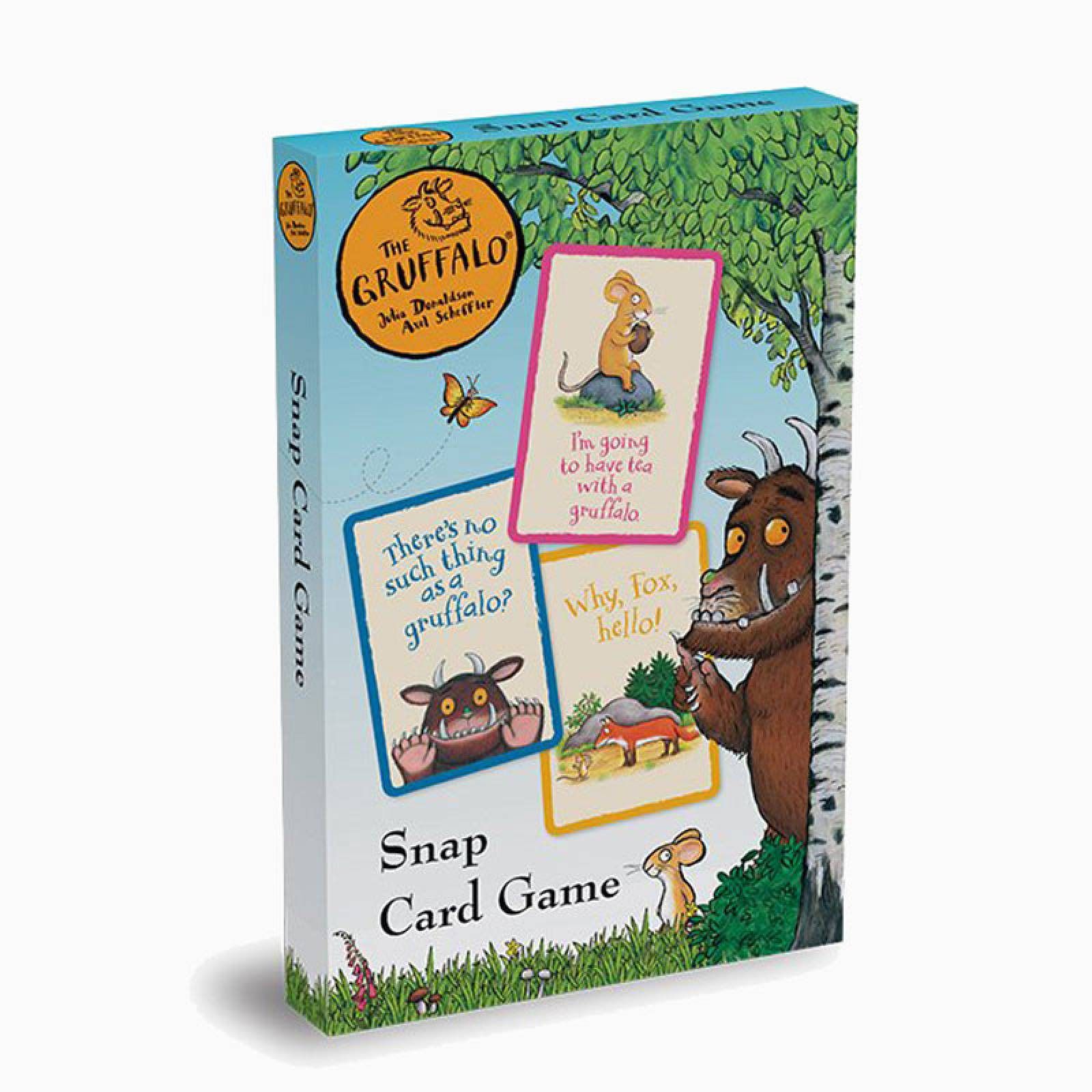 The Gruffalo Snap Card Game 2+ thumbnails